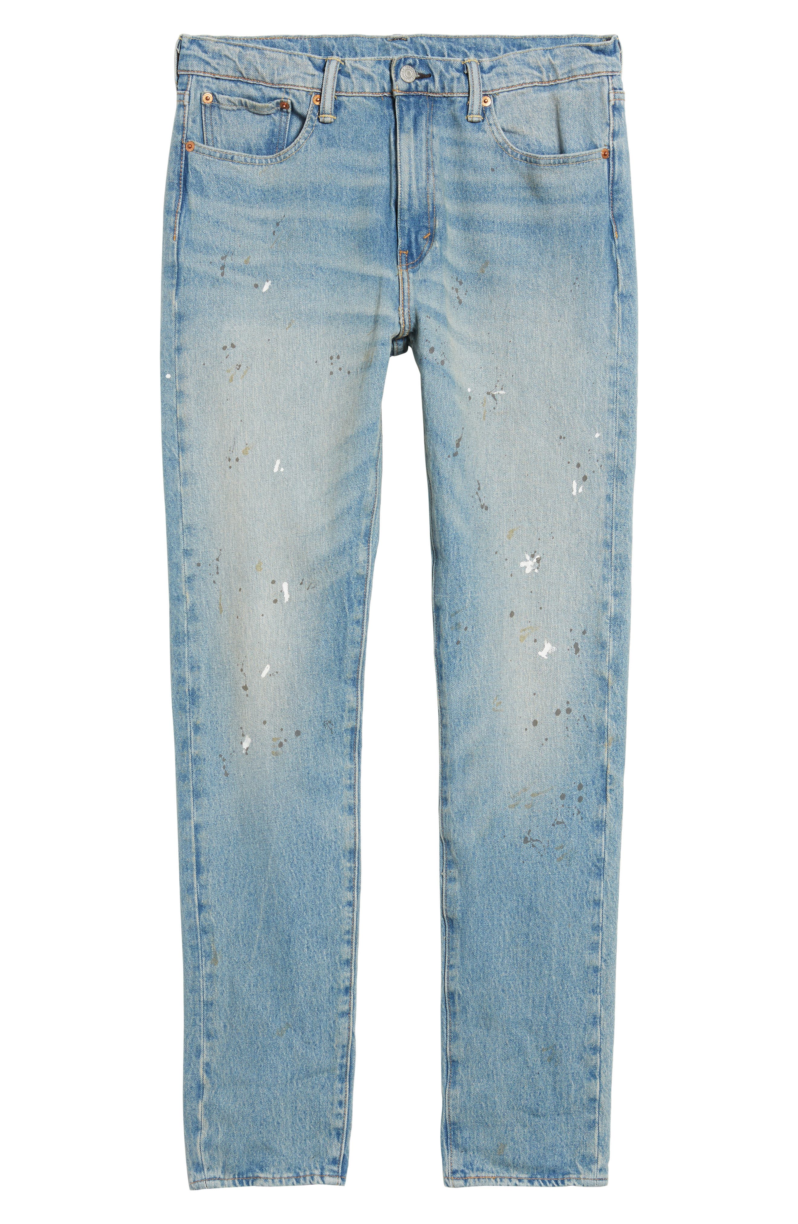 510<sup>™</sup> Skinny Fit Jeans,                             Alternate thumbnail 6, color,                             Mitchell