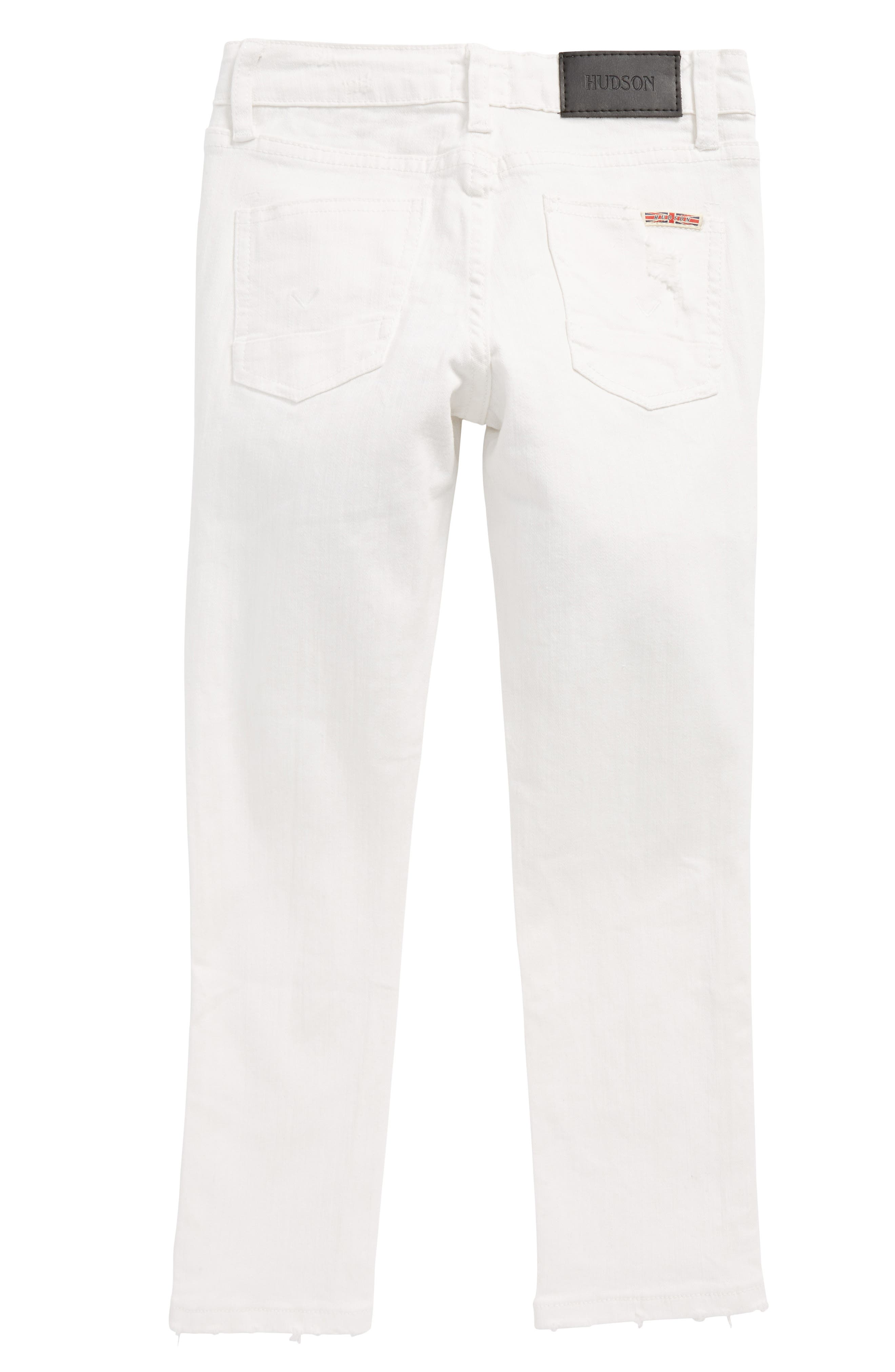 Jagger Slim Straight Leg Jeans,                             Alternate thumbnail 2, color,                             Washed Out