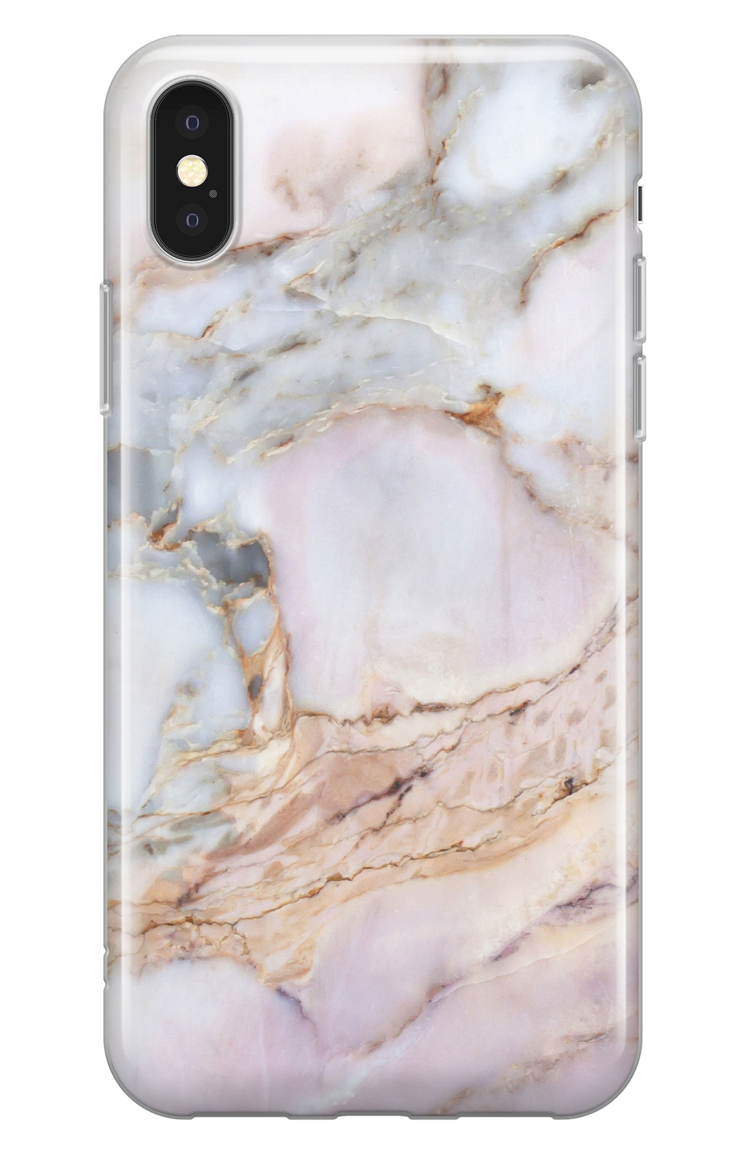 Main Image - Recover Gemstone iPhone X Case