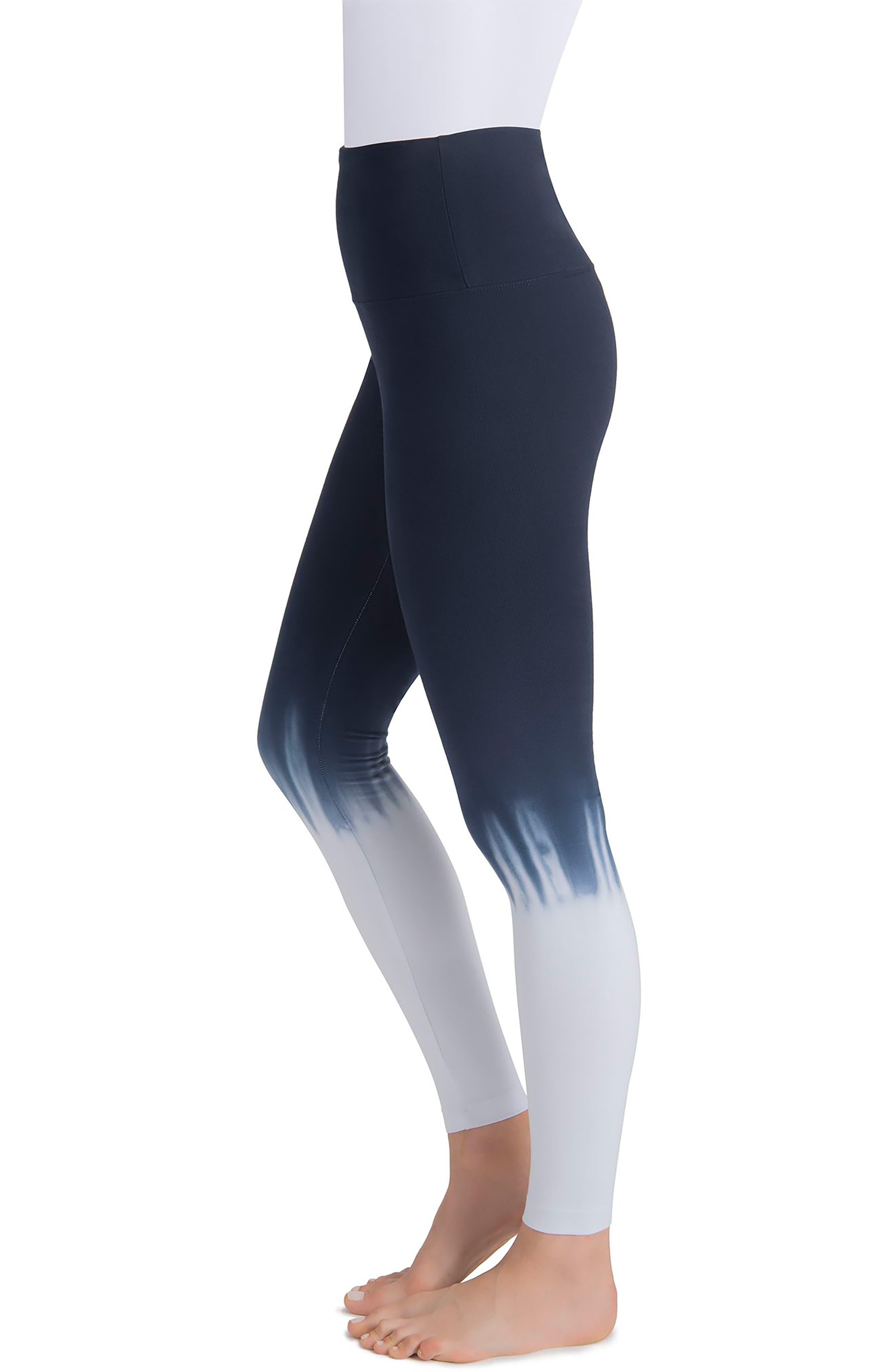 Alternate Image 3  - Lyssé Control Top High Waist Leggings