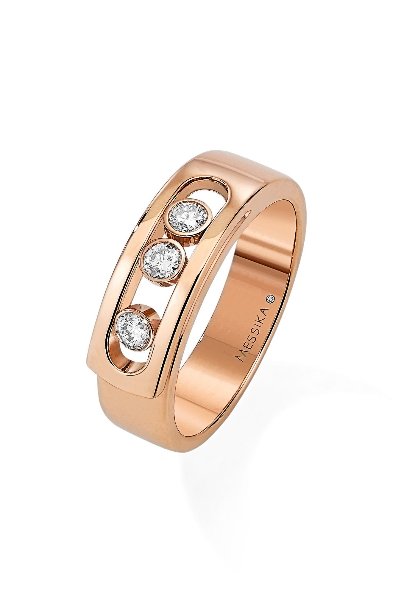 Main Image - Messika Move Noa Diamond Band Ring