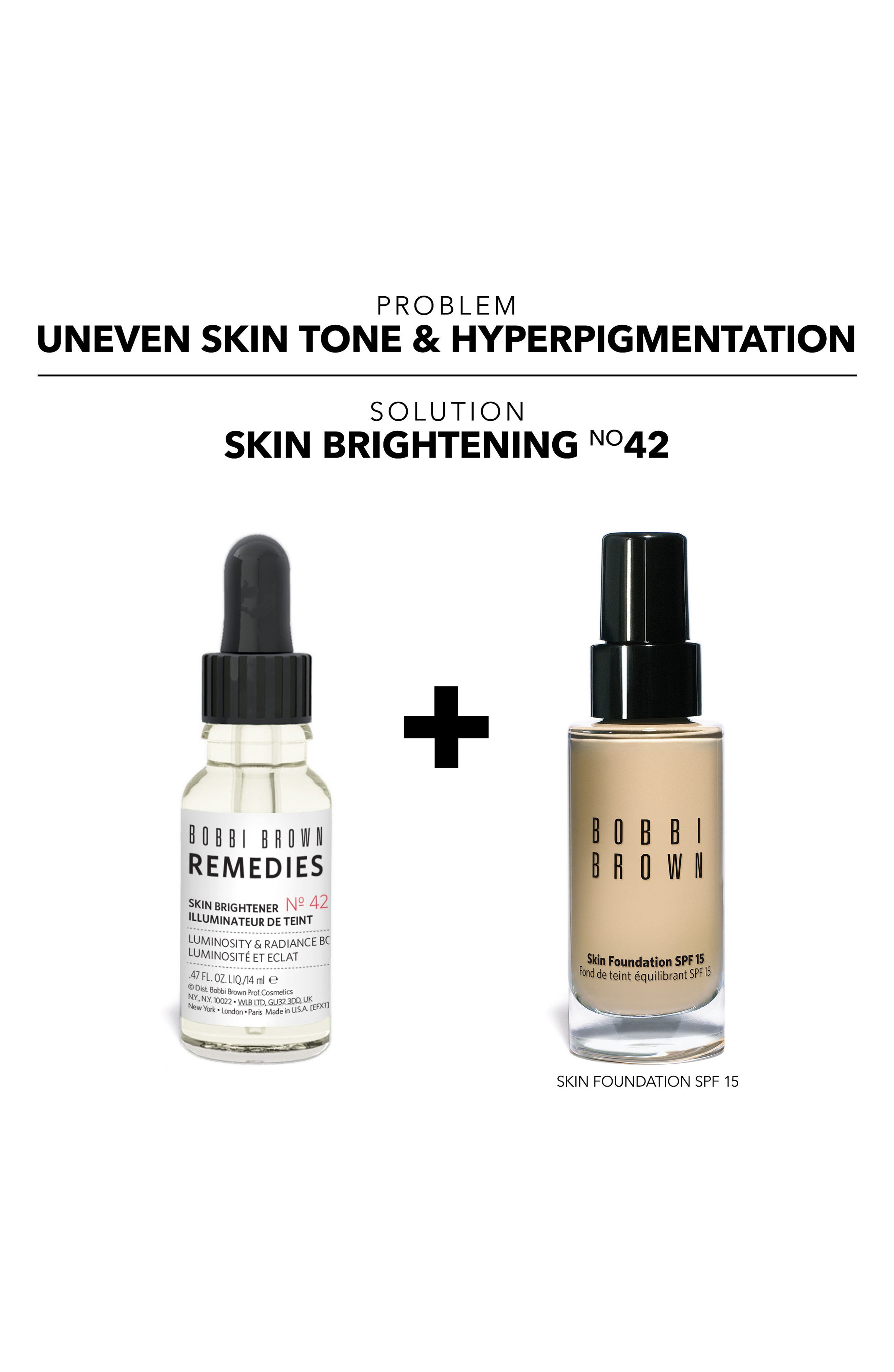 Remedies Skin Brightener No. 42,                             Alternate thumbnail 3, color,                             No Color
