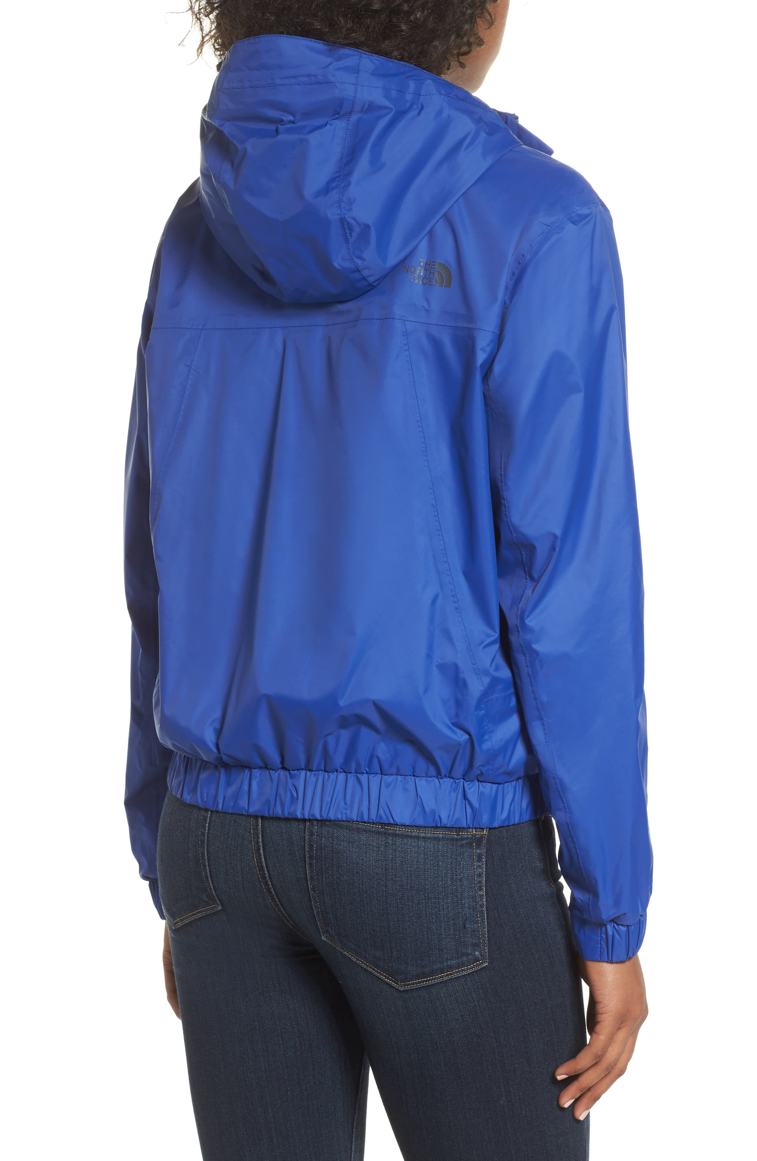 Precita Rain Jacket,                             Alternate thumbnail 2, color,                             Sodalite Blue