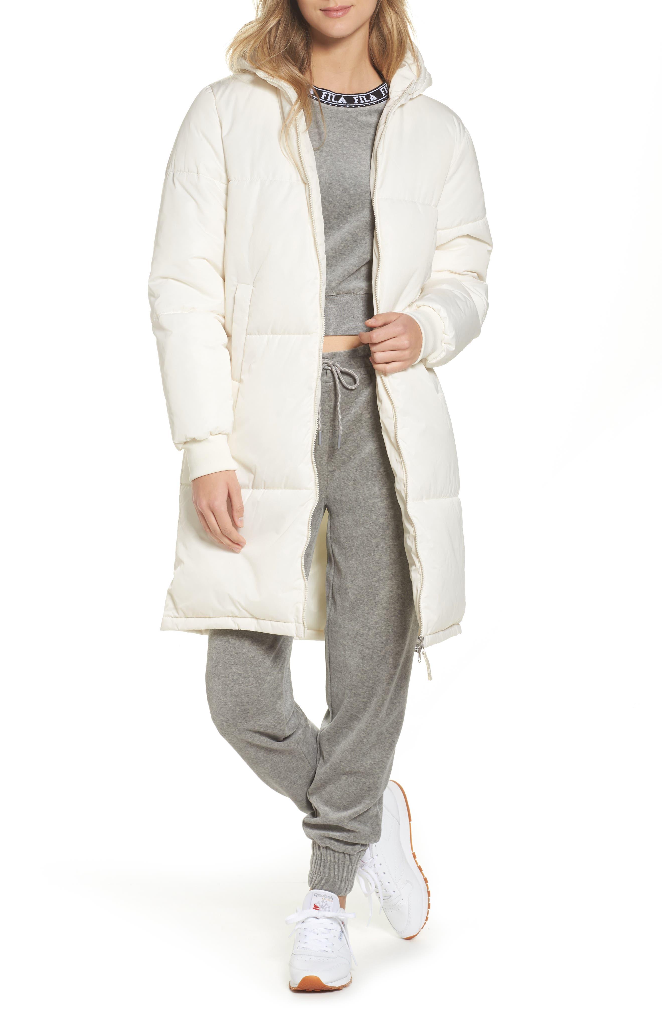 Main Image - FILA Grace Puffer Jacket