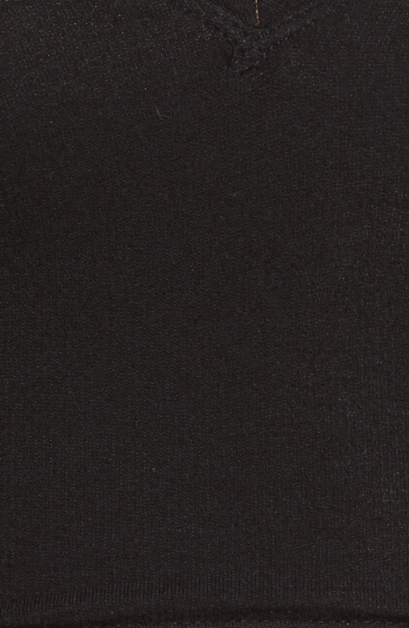 Intimately Jesse Bra,                             Alternate thumbnail 7, color,                             Black