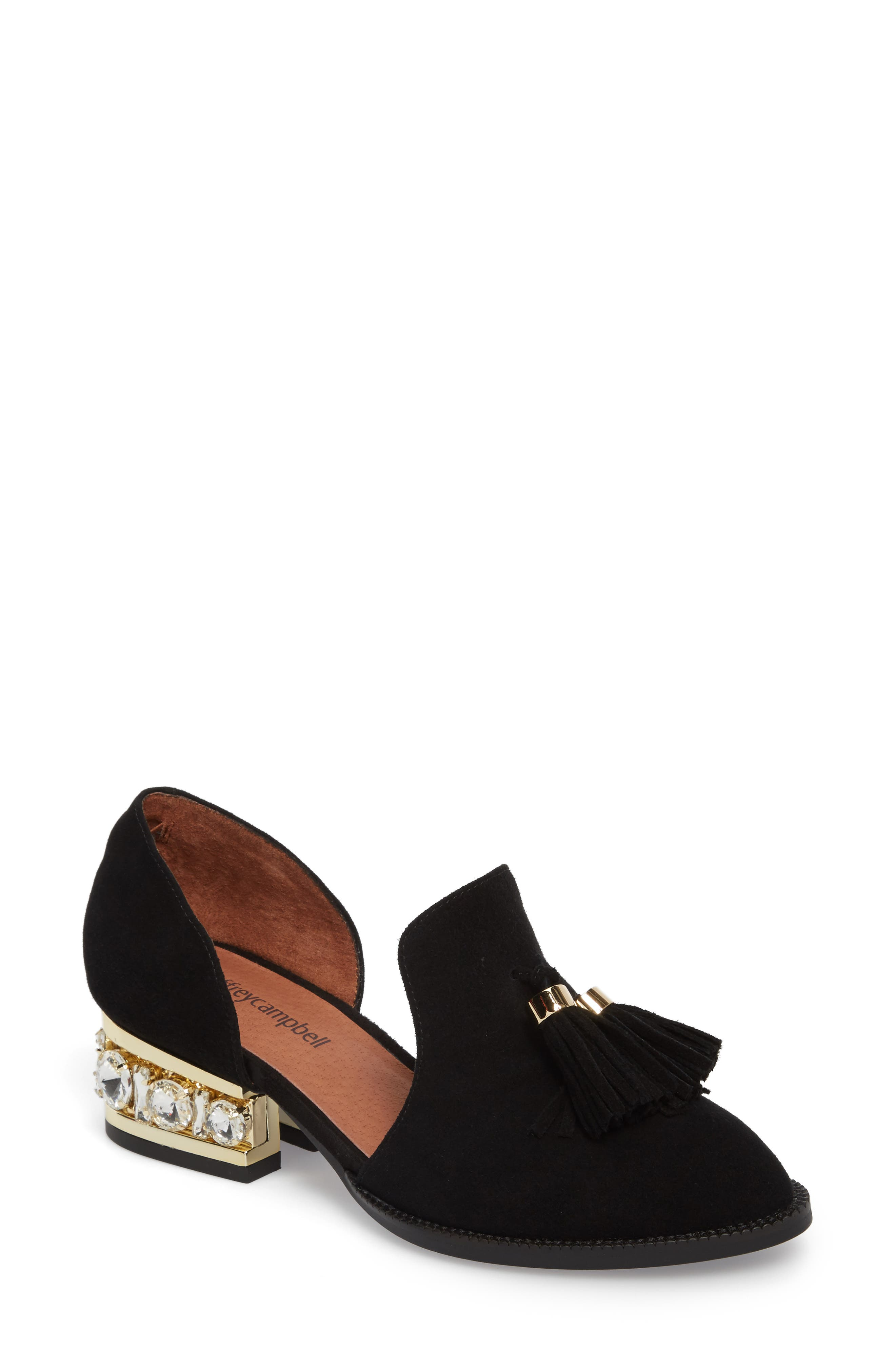 Jeffrey Campbell Civil Studded Loafer (Women)