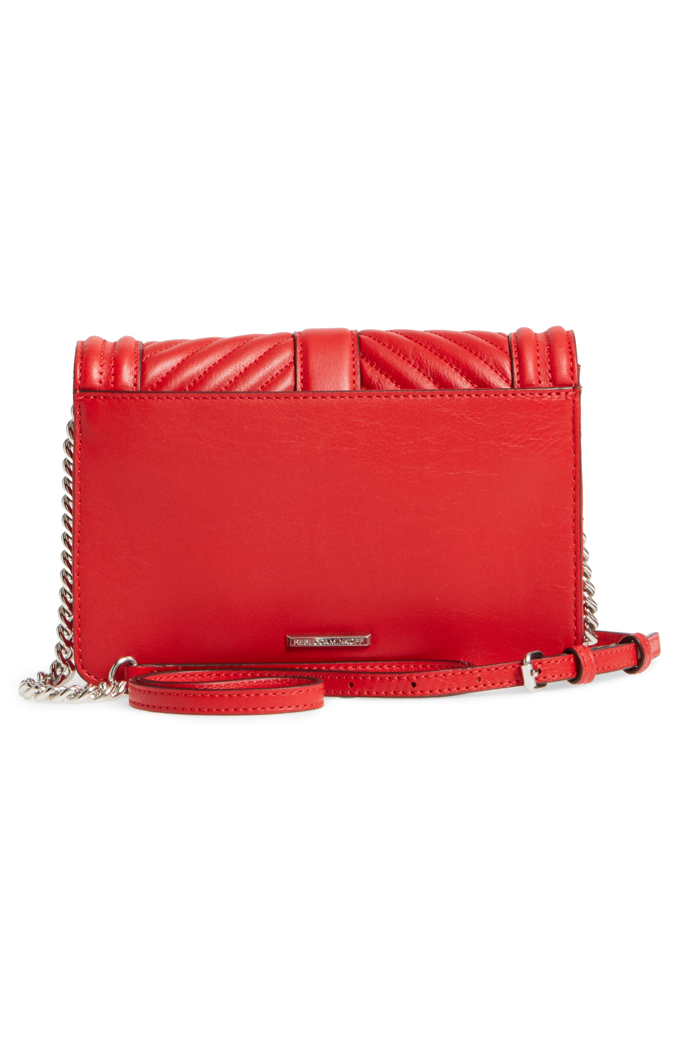 Alternate Image 3  - Rebecca Minkoff Small Love Quilted Leather Crossbody Bag