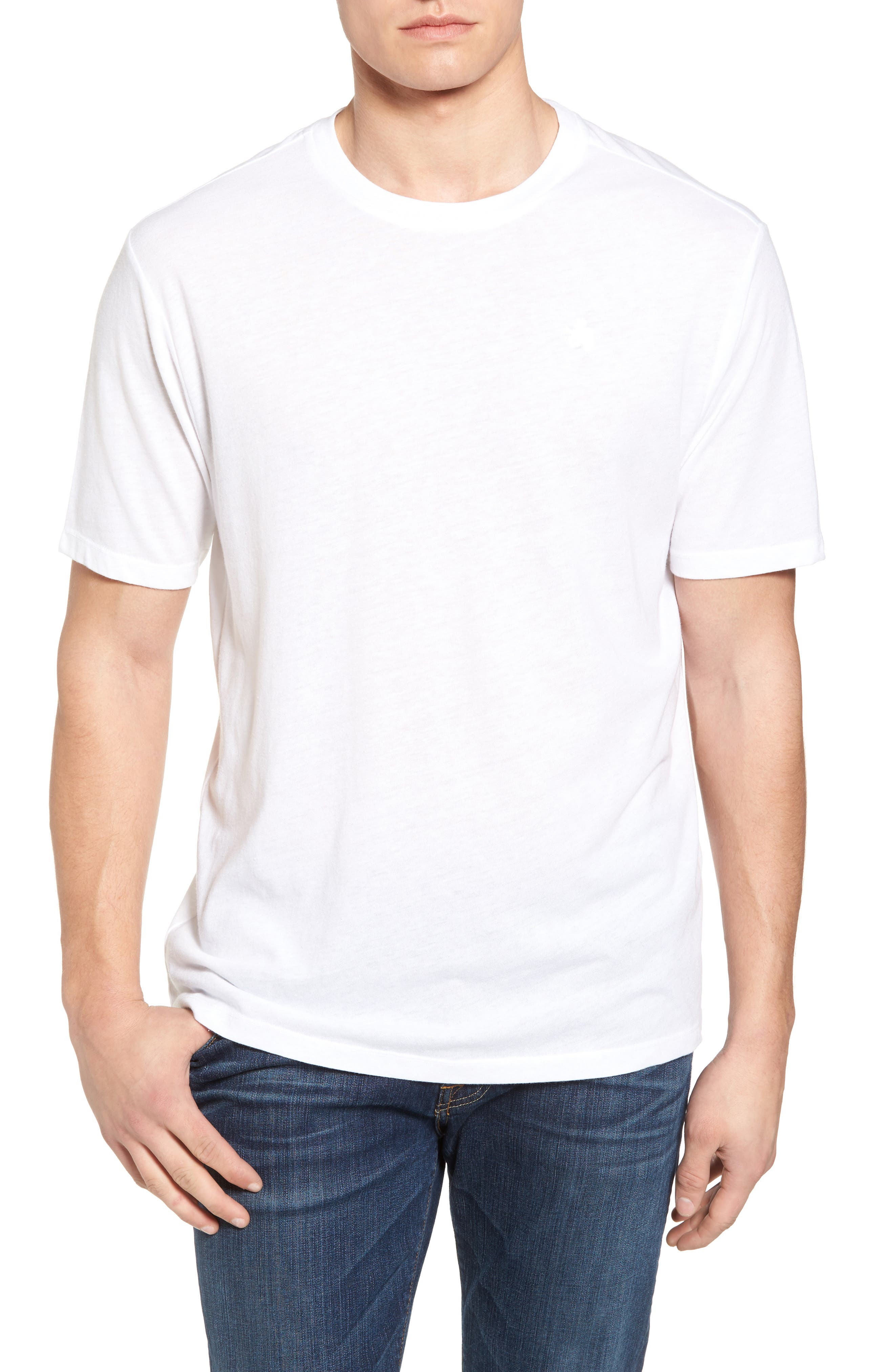 Good Times Graphic T-Shirt,                             Main thumbnail 1, color,                             White