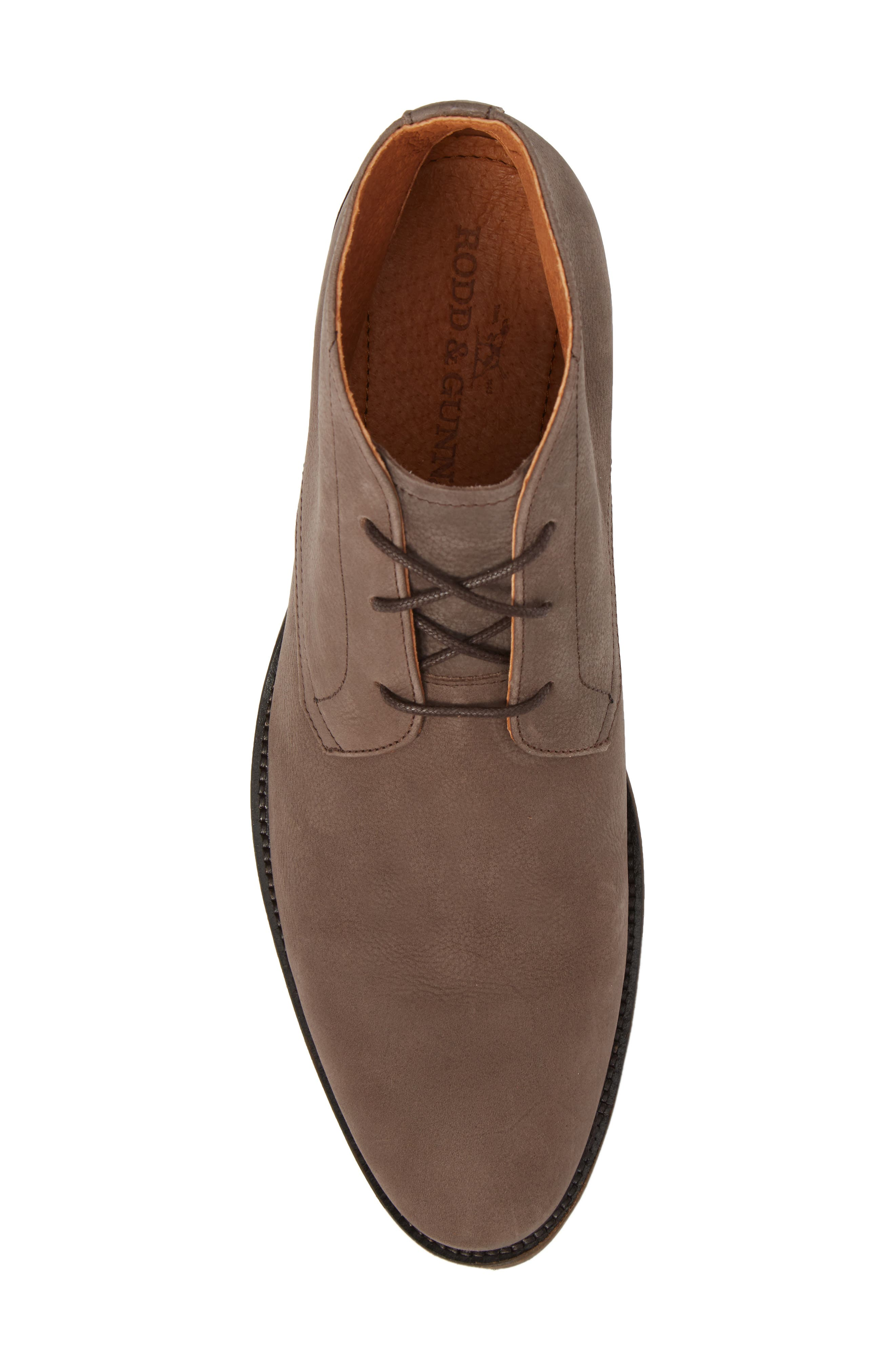 Barber Road Chukka Boot,                             Alternate thumbnail 5, color,                             Tobacco Leather