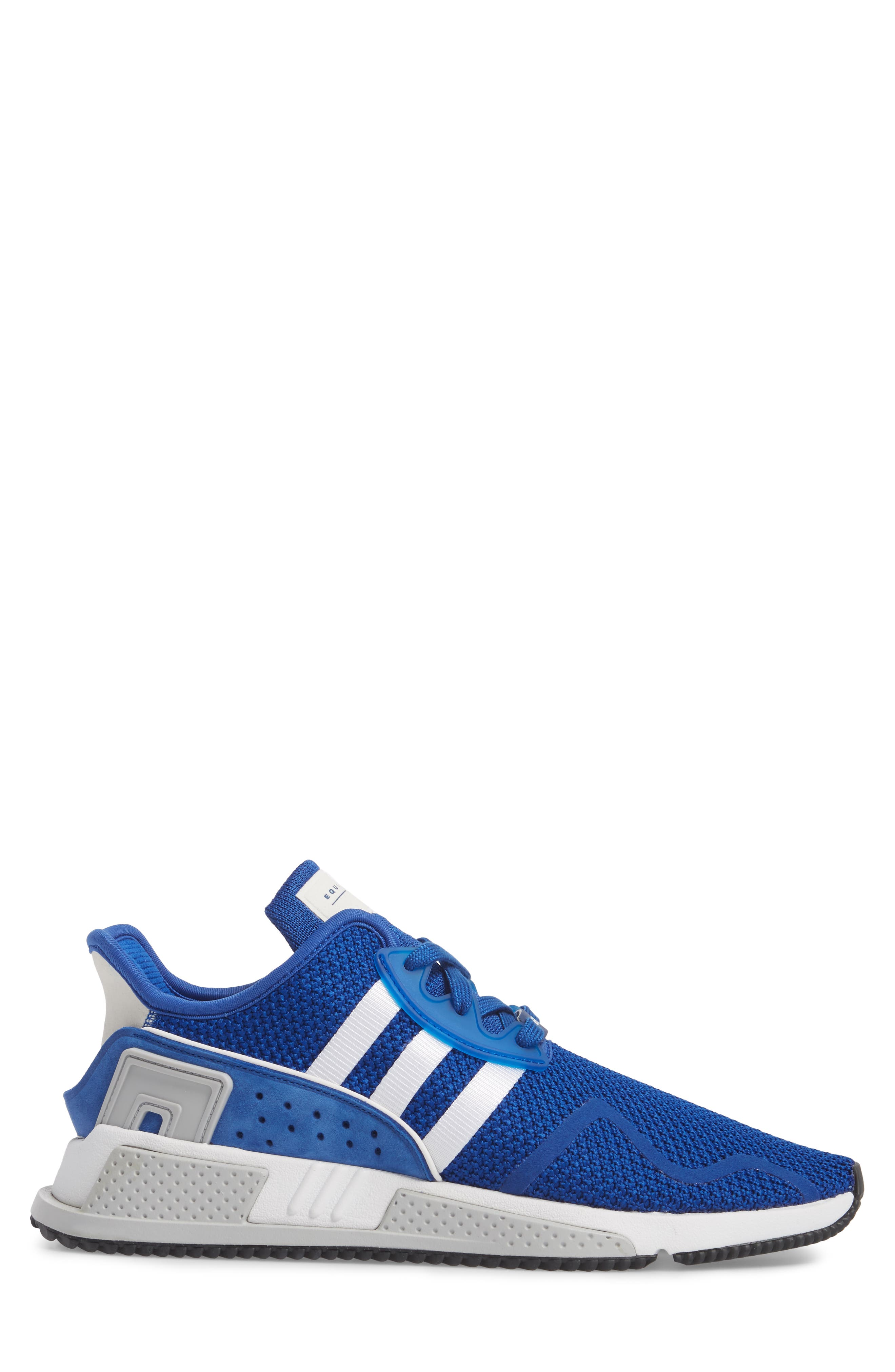 EQT Cushion ADV Sneaker,                             Alternate thumbnail 3, color,                             Royal/ Crystal White