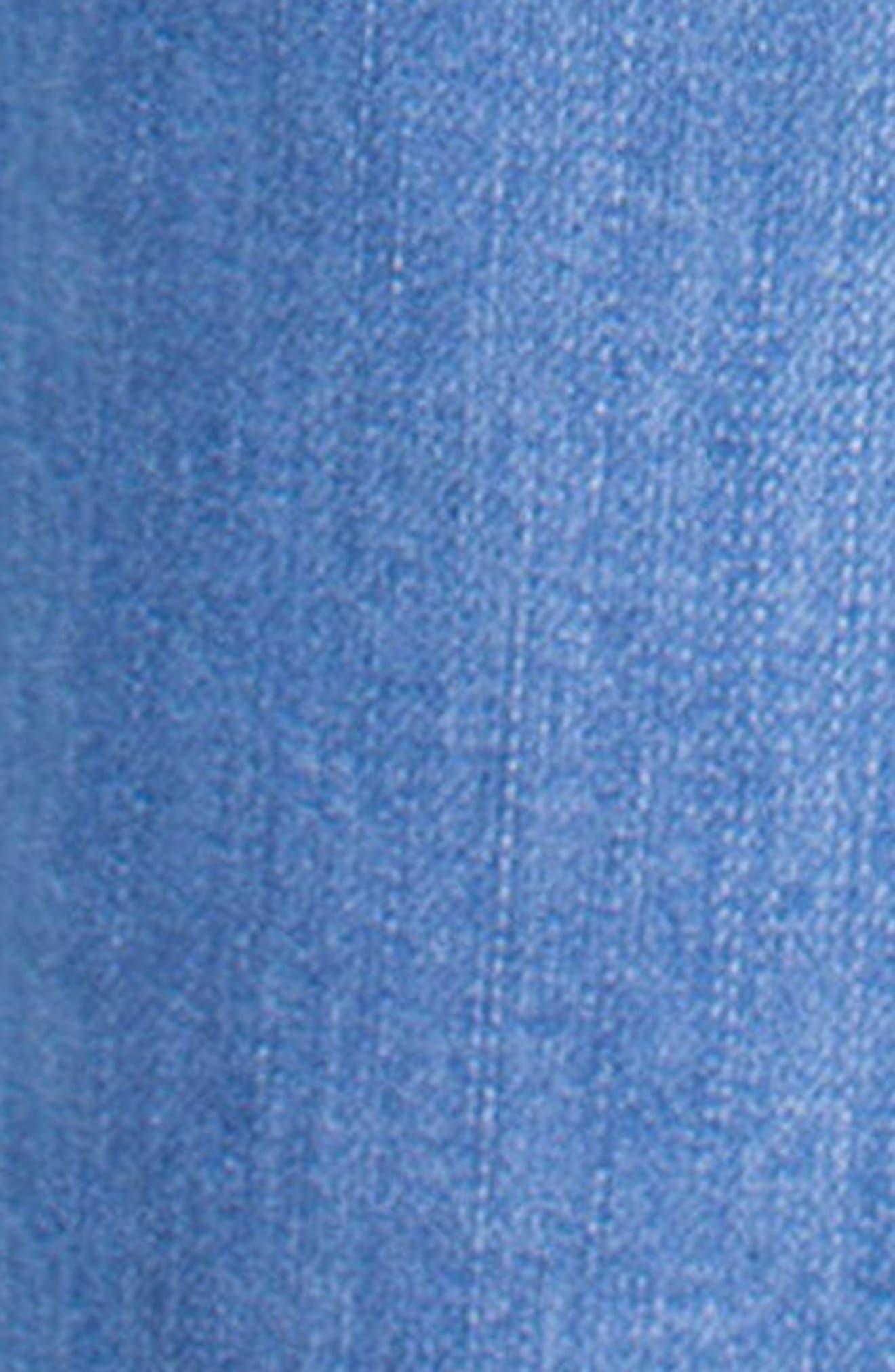 Alternate Image 5  - Liverpool Jeans Company Norah Capri Jeans (Belfast Hand Sand)