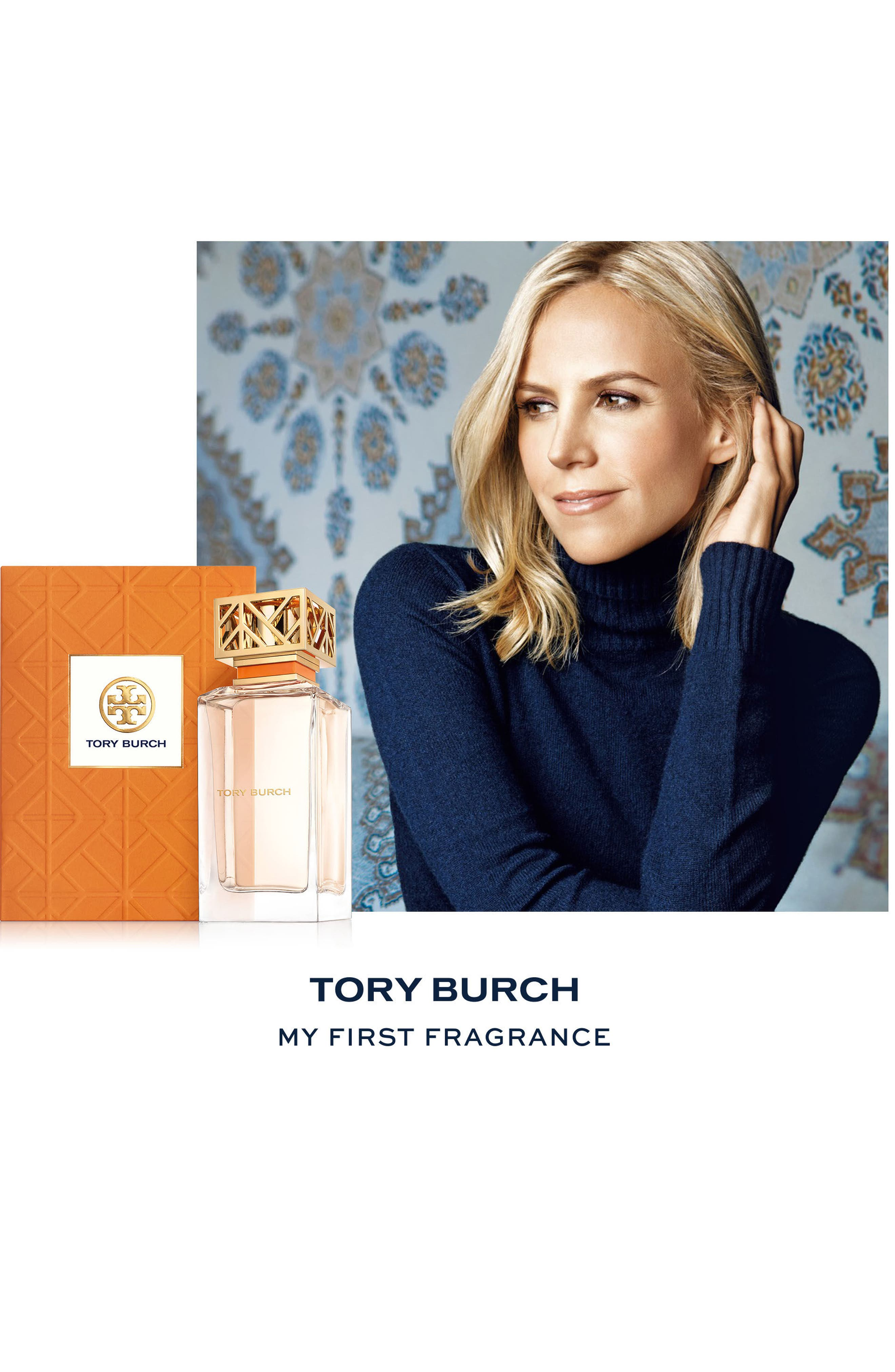 Alternate Image 2  - Tory Burch Eau de Parfum Spray