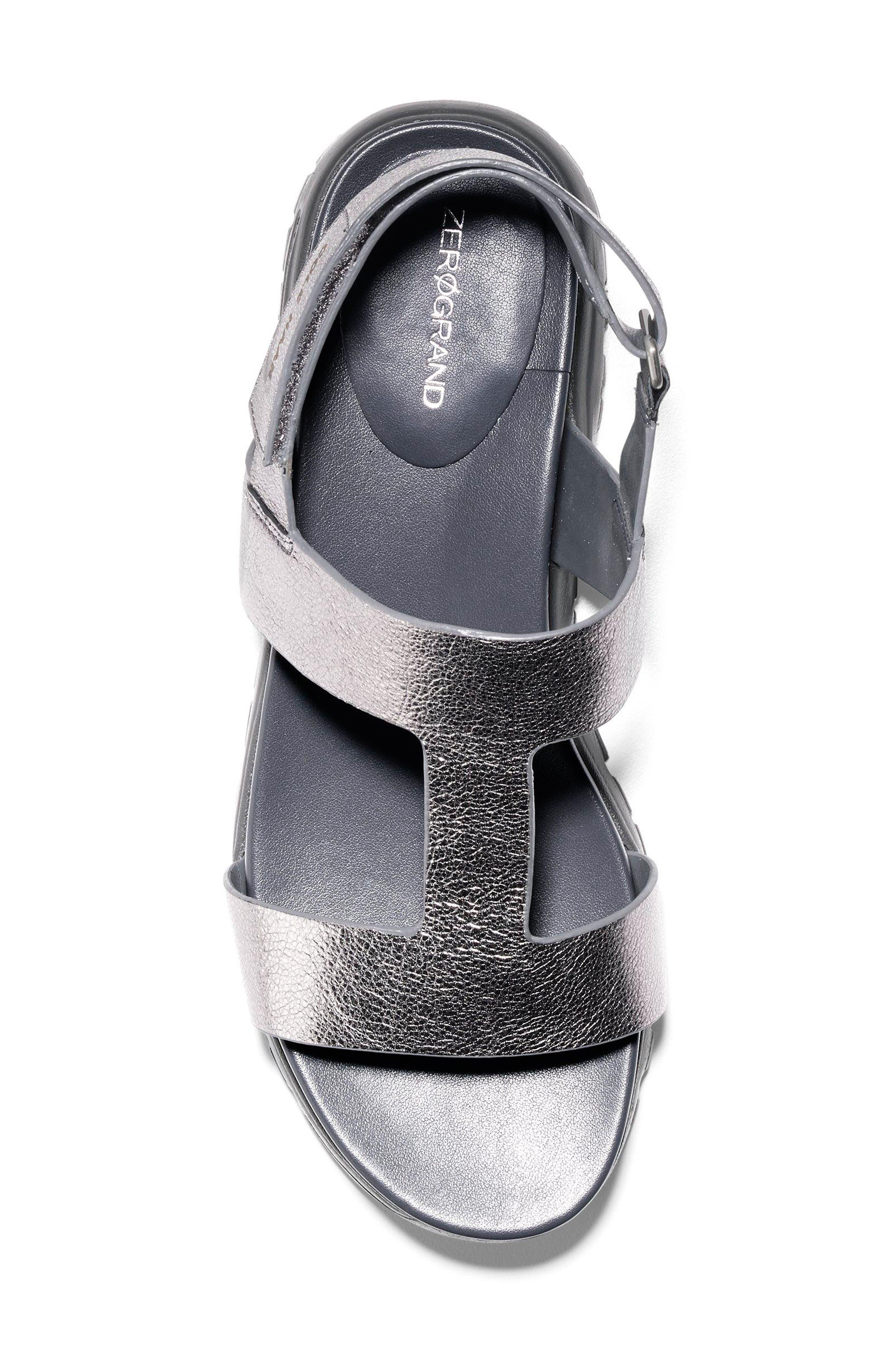 Alternate Image 5  - Cole Haan ZeroGrand T-Strap Sandal (Women)
