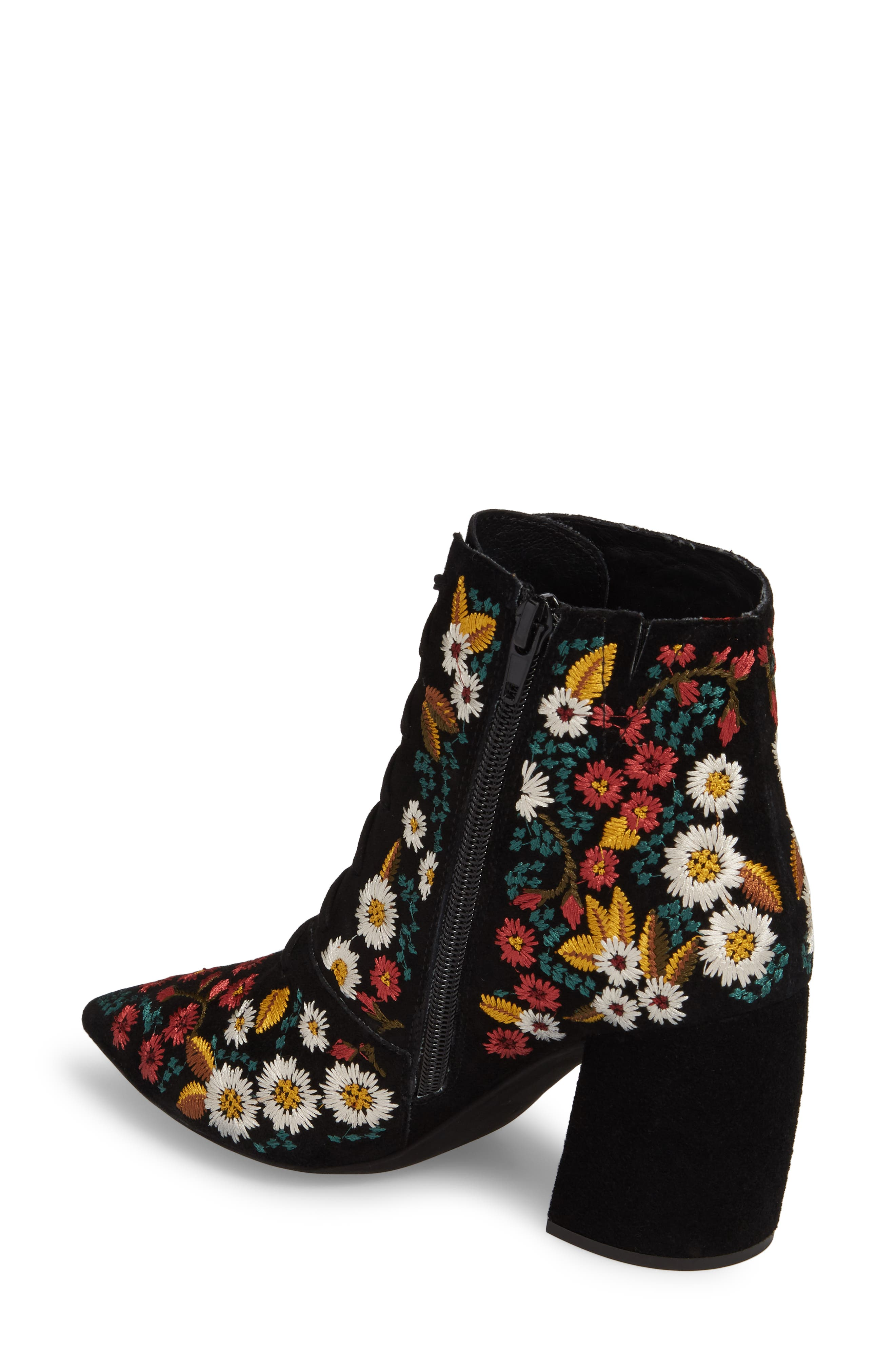 Alternate Image 2  - Jeffrey Campbell Finito Lace-Up Bootie (Women)