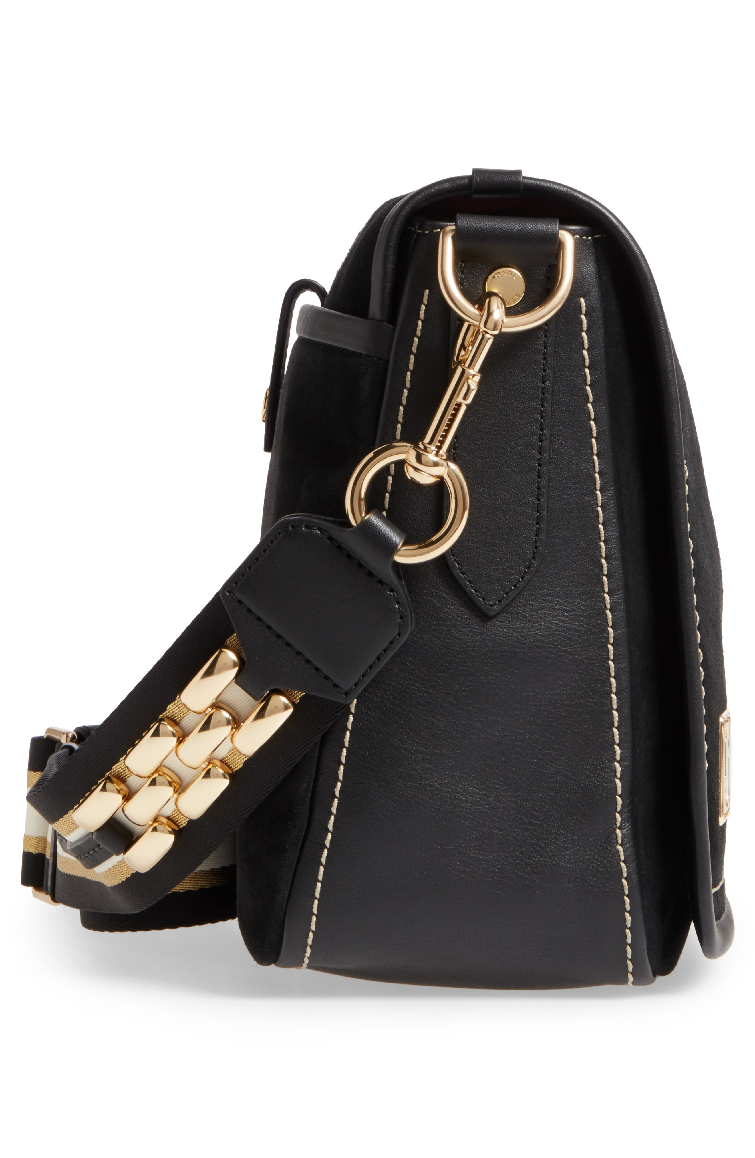 Alternate Image 5  - MARC JACOBS The Squeeze Suede Shoulder Bag