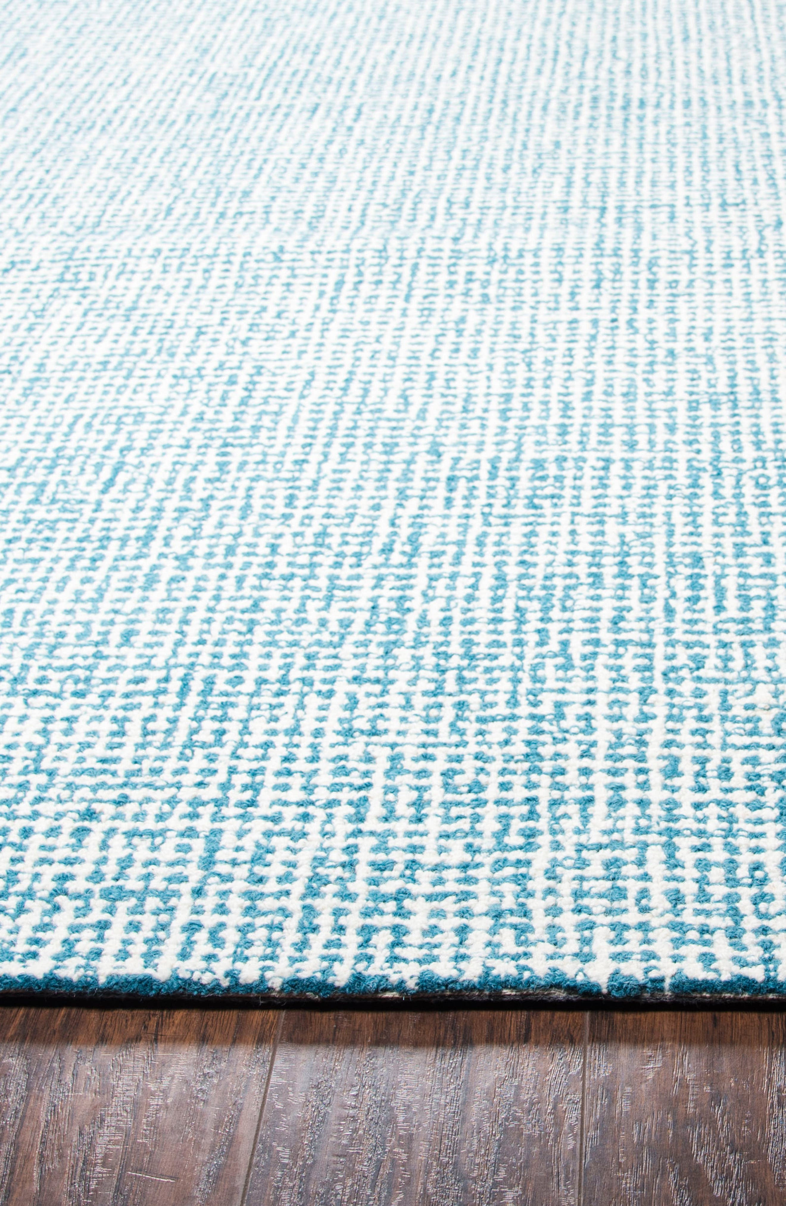 Alternate Image 2  - Rizzy Home Brindleton Collection Grid Rug
