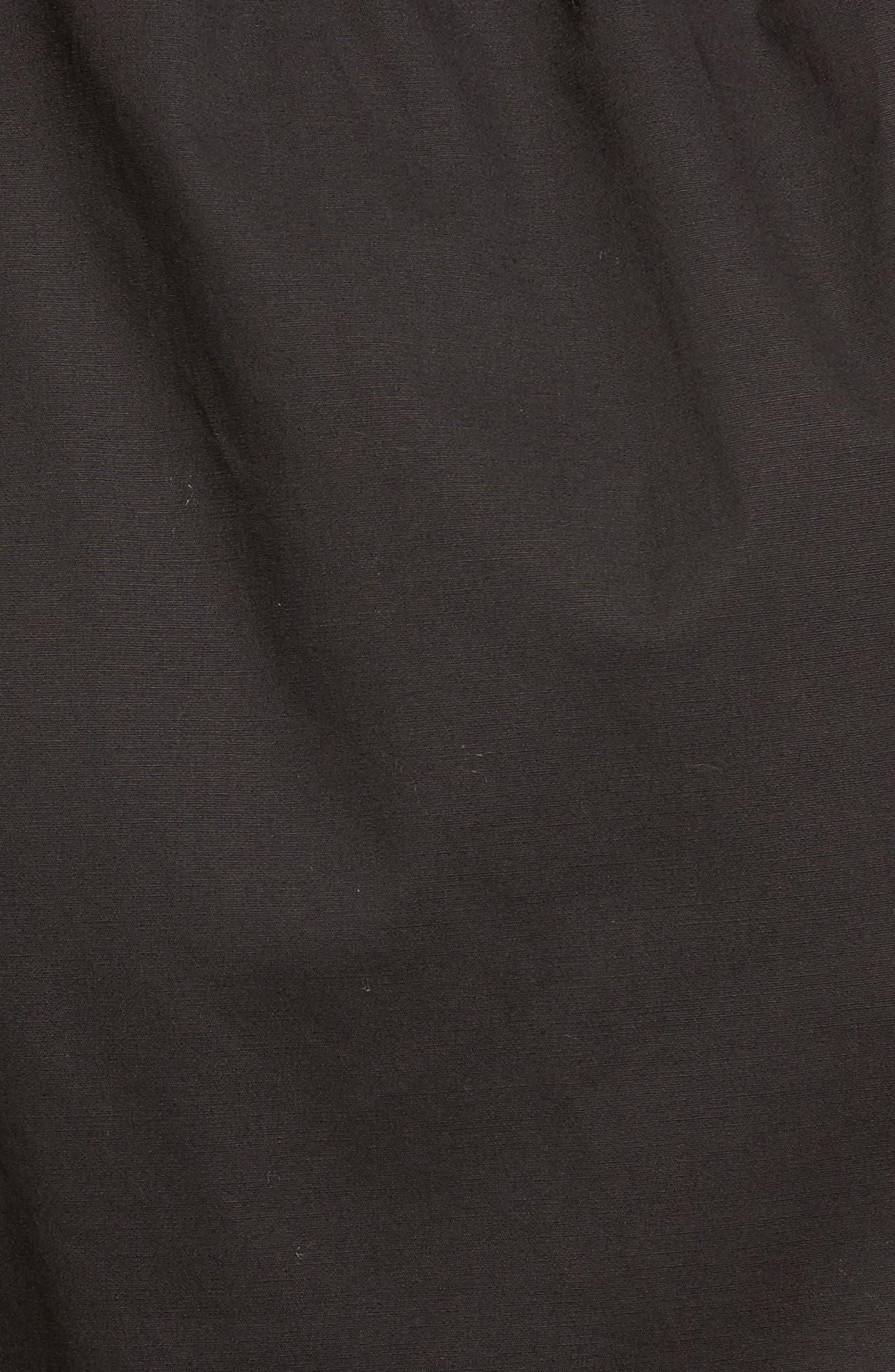 Alternate Image 5  - Lovers + Friends Helen One-Shoulder Ruffle Dress