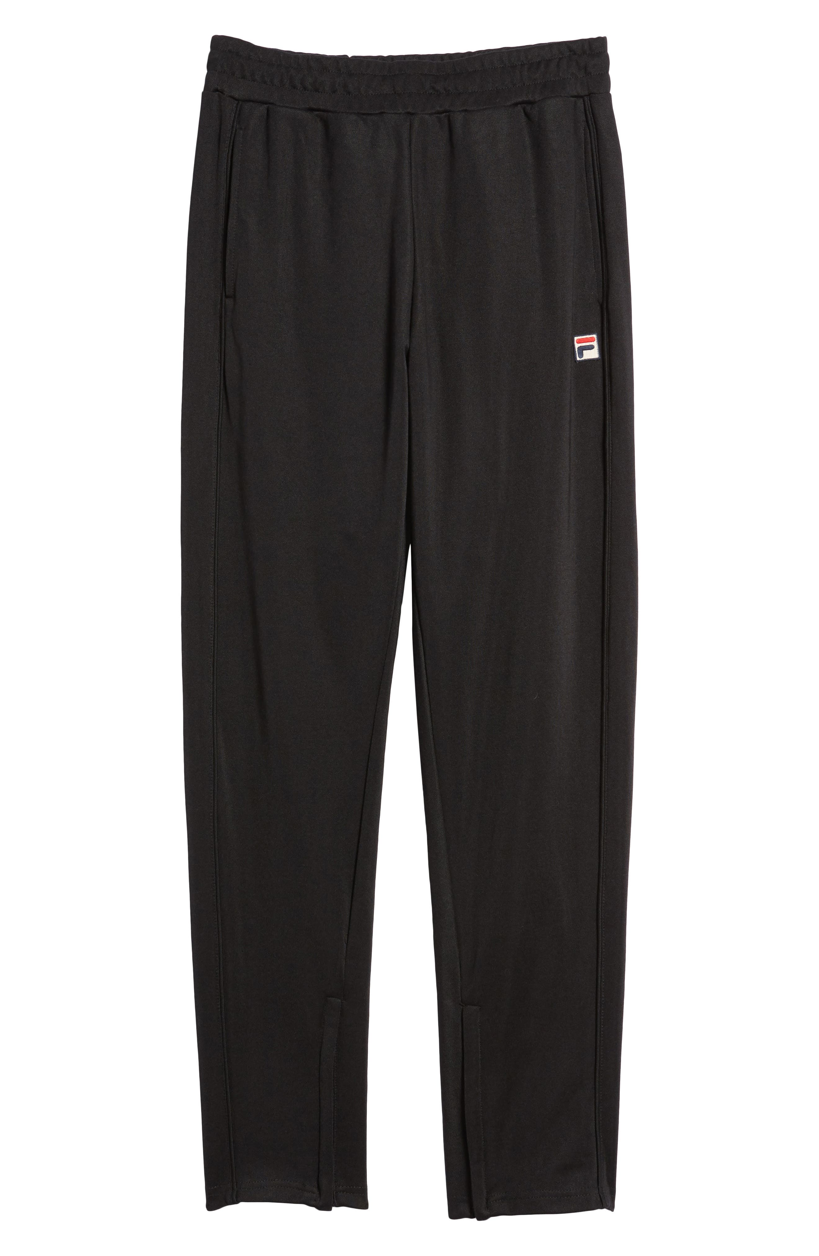 Bianchi Pants,                             Alternate thumbnail 6, color,                             Black