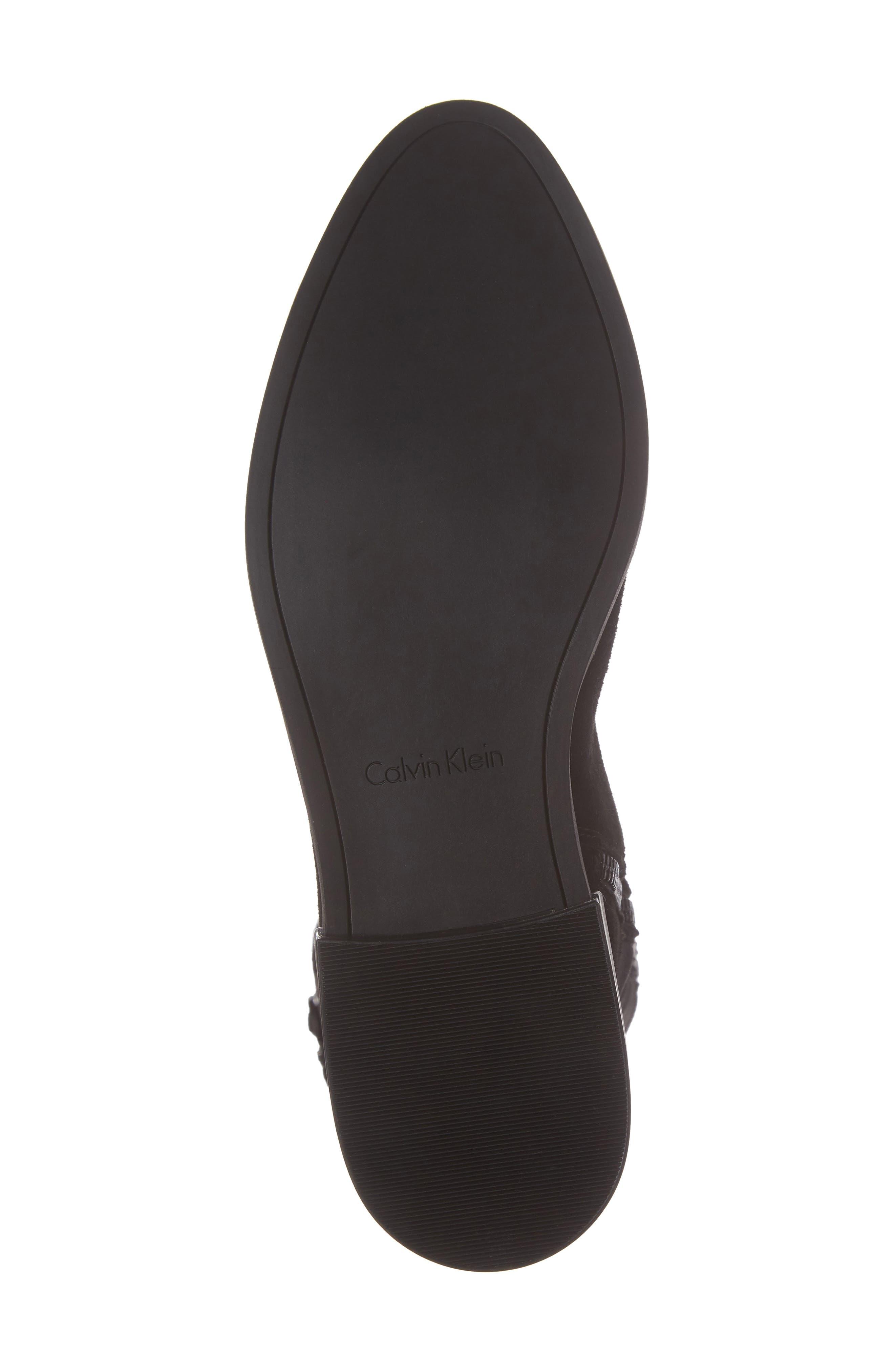 Alternate Image 5  - Calvin Klein Priscila Over the Knee Boot (Women)