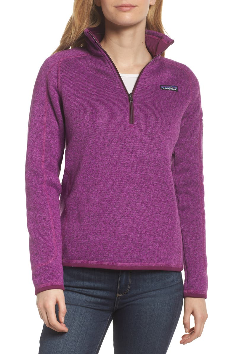 Better Sweater Zip Pullover