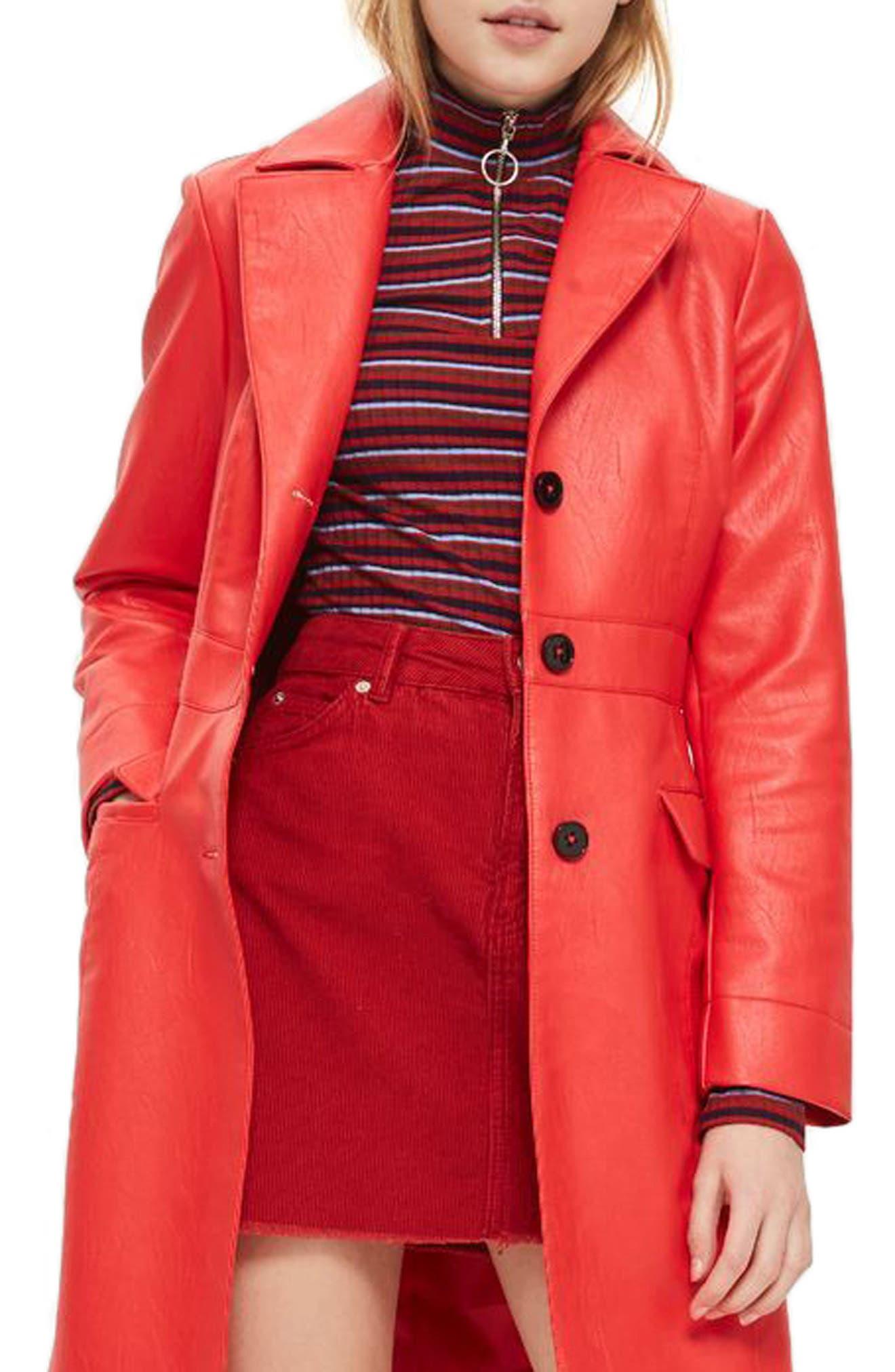 Quarter Zip Mock Neck Sweater,                         Main,                         color, Red Multi