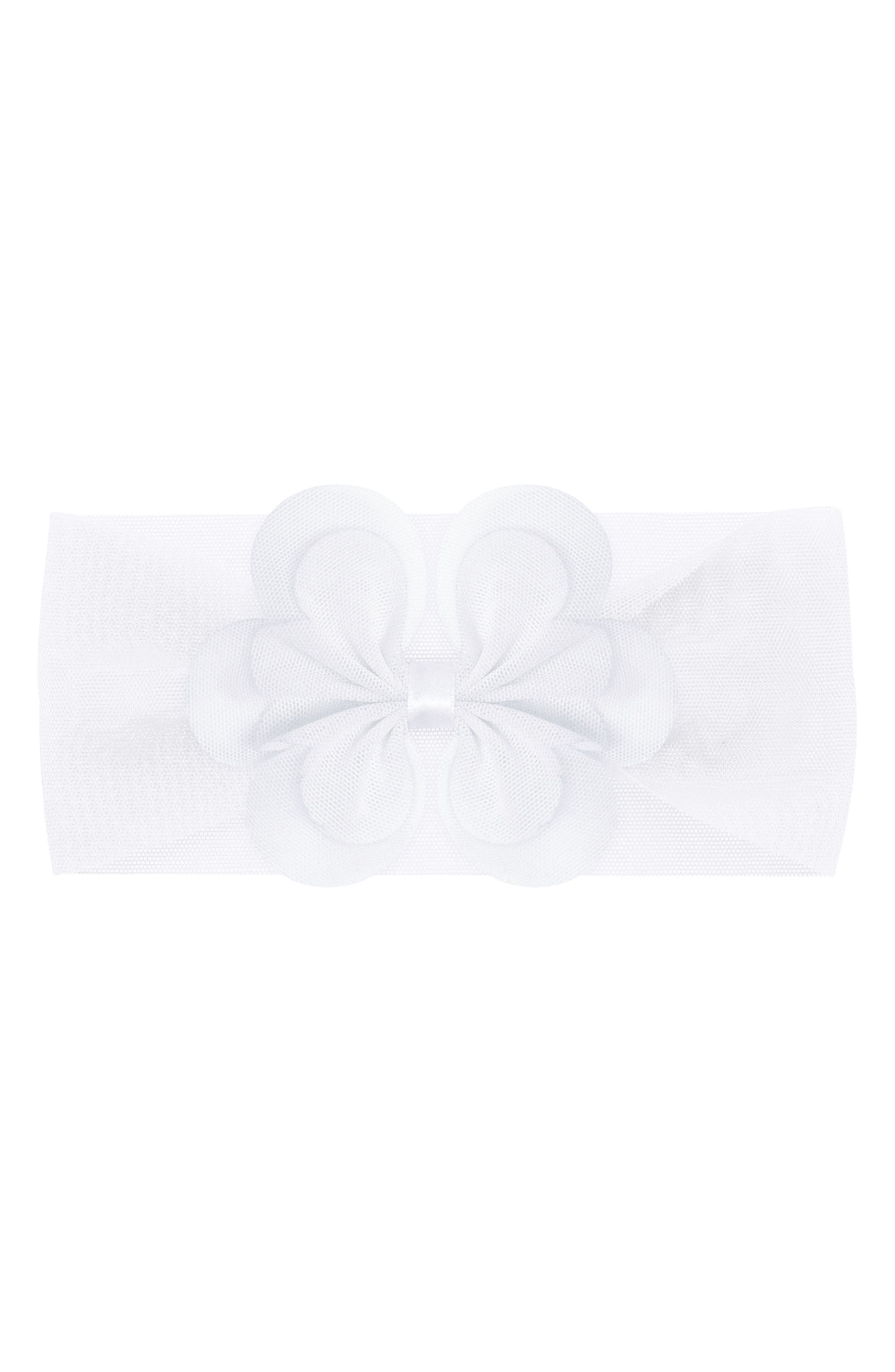 PLH Bows & Laces Mesh Bow Headband