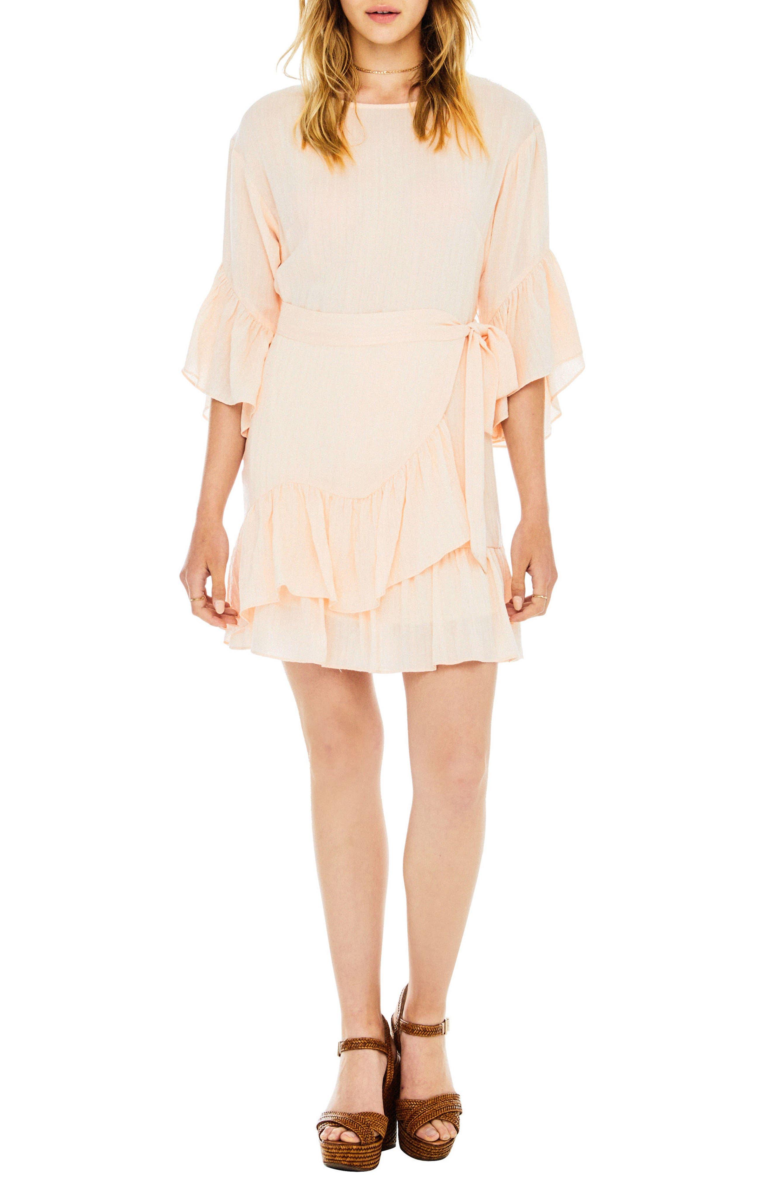 Alternate Image 1 Selected - ASTR the Label Suri Dress