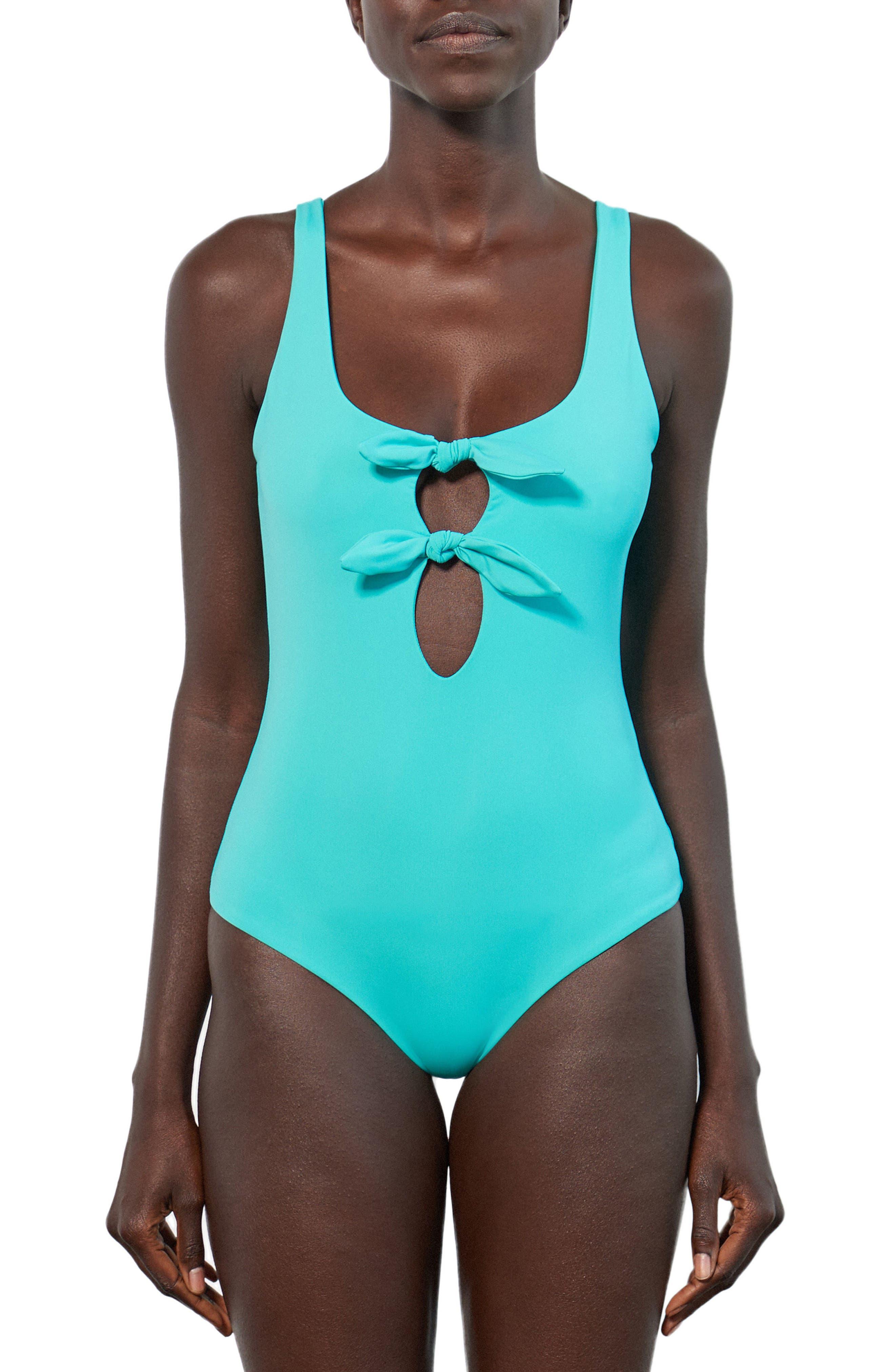 Mara Hoffman Maven One-Piece Swimsuit