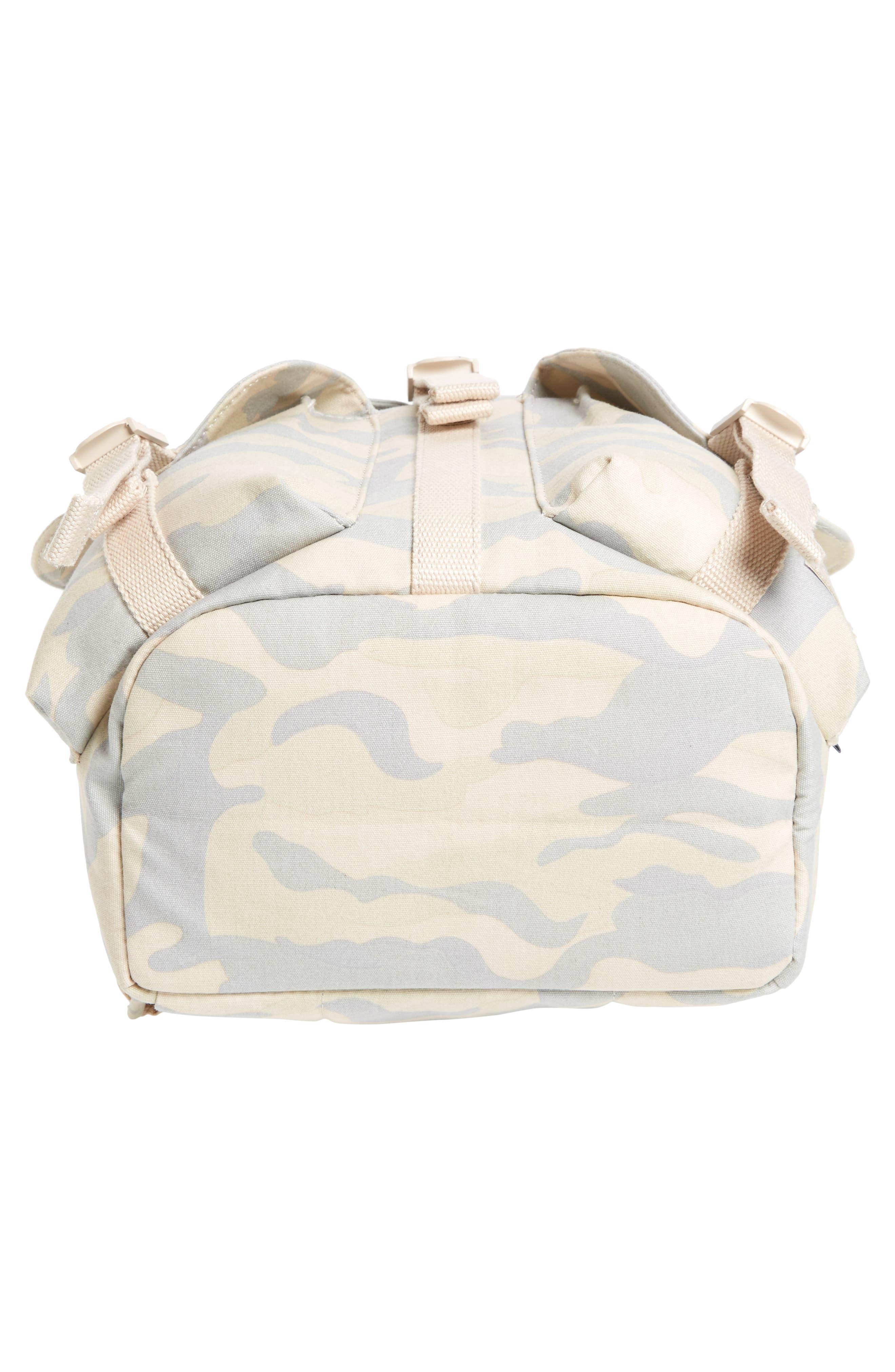 Alternate Image 6  - Herschel Supply Co. X-Small Dawson Camo Canvas Backpack