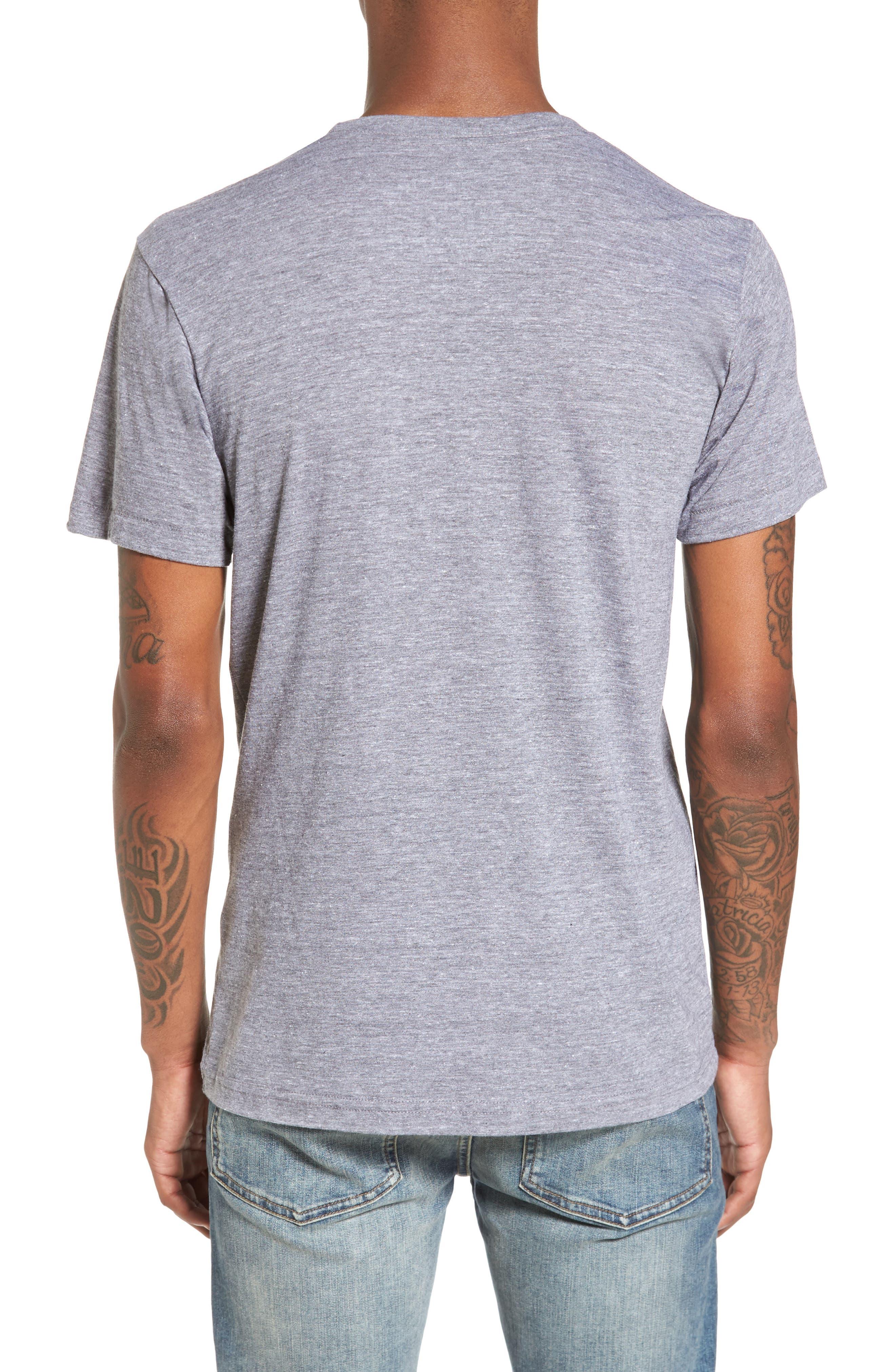 I'm So Hood T-Shirt,                             Alternate thumbnail 2, color,                             Tri Athletic Grey