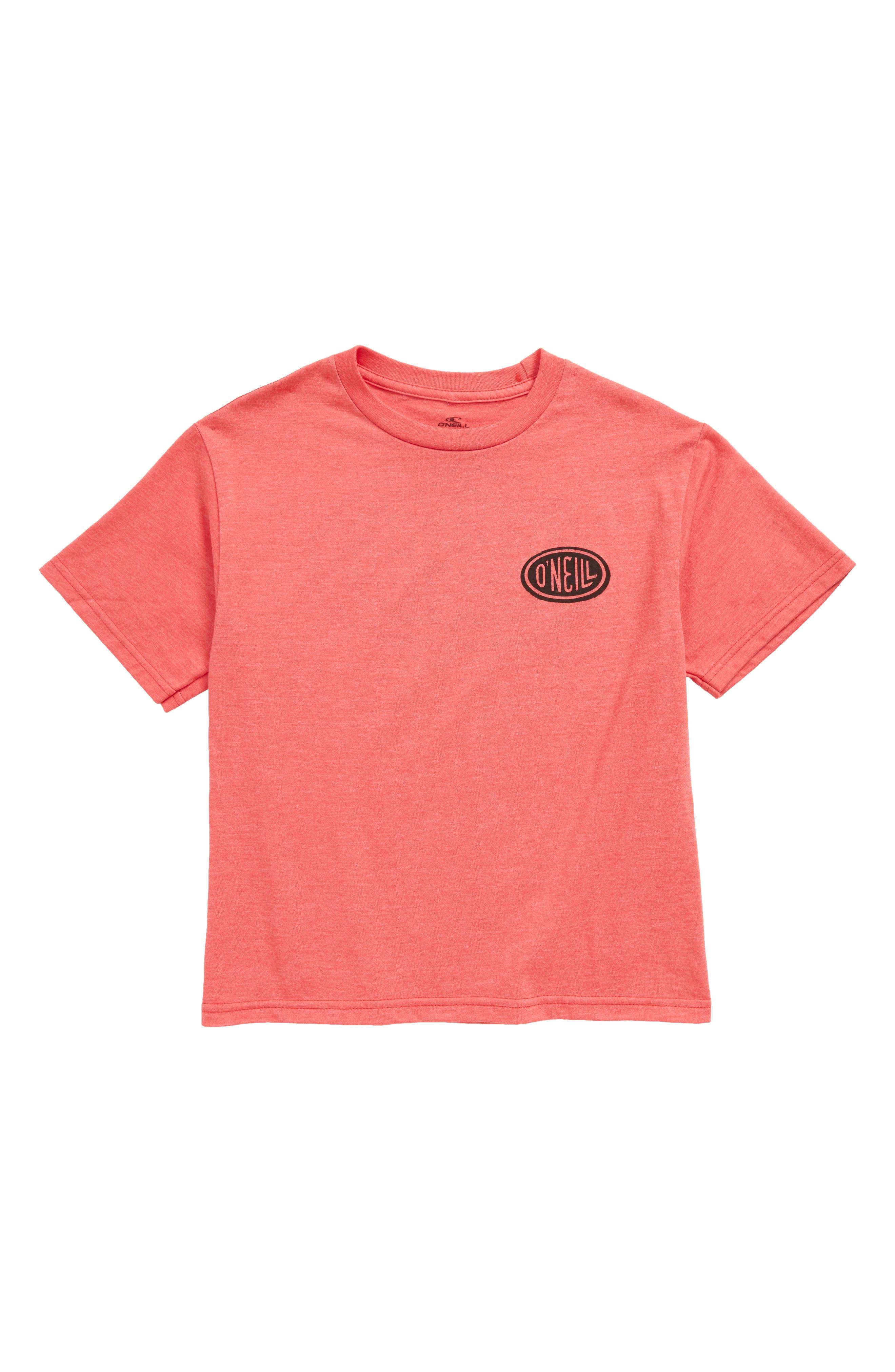 O'Neill Gasser Logo Graphic T-Shirt (Big Boys)