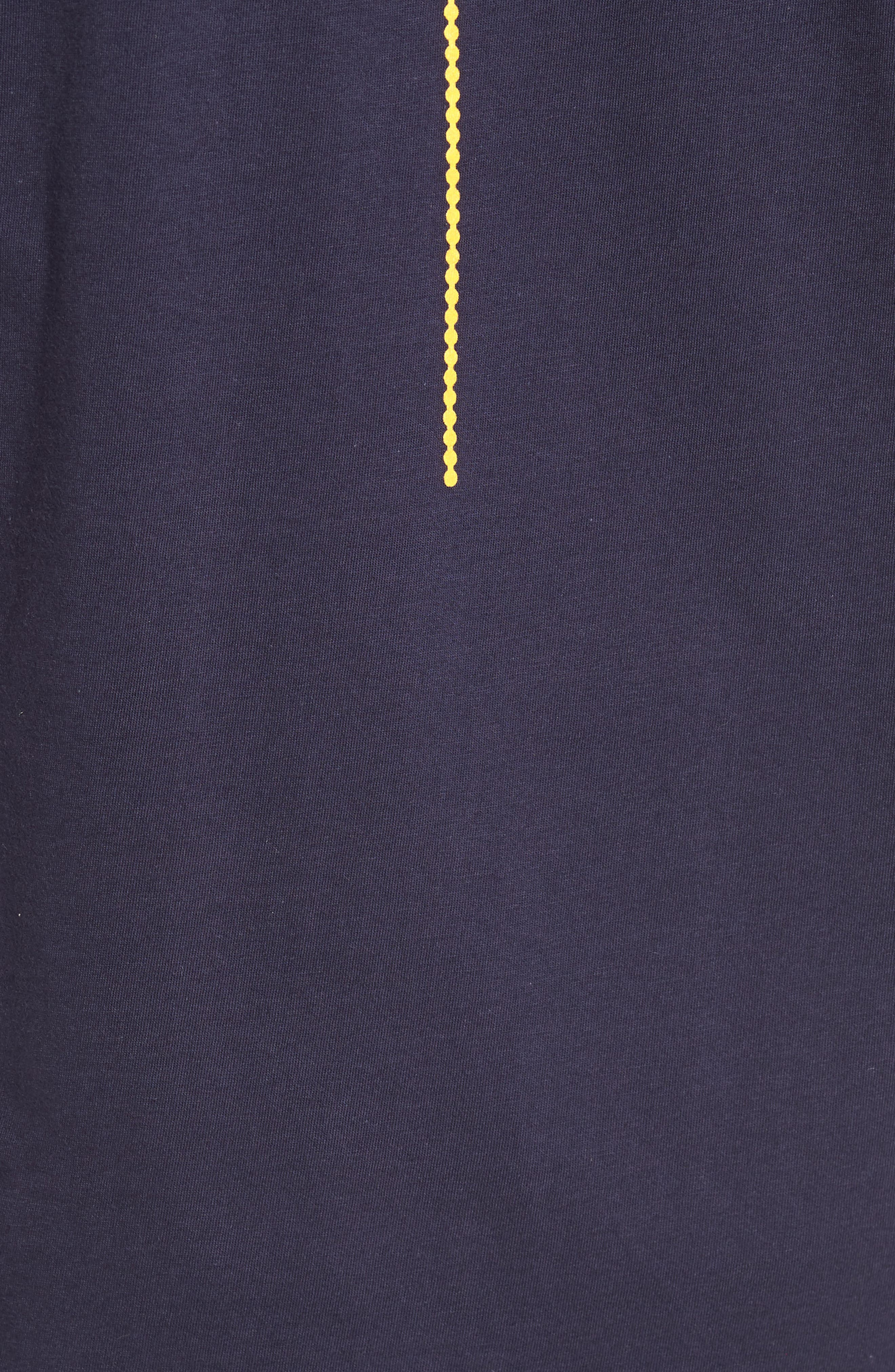 Keeping Seatown Lit T-Shirt,                             Alternate thumbnail 5, color,                             Navy