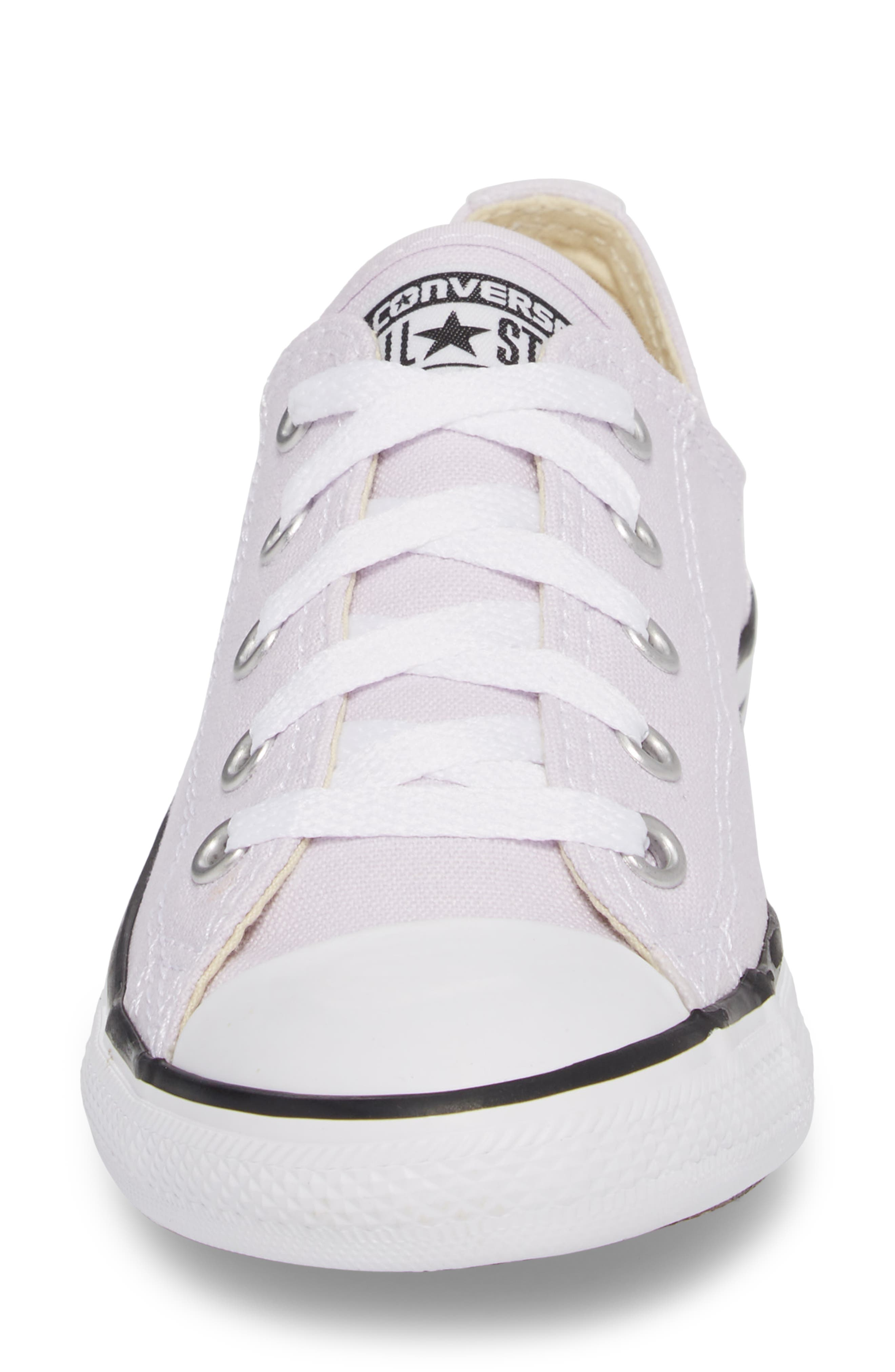 Alternate Image 4  - Converse Chuck Taylor® All Star® Dainty Ox Low Top Sneaker (Women)