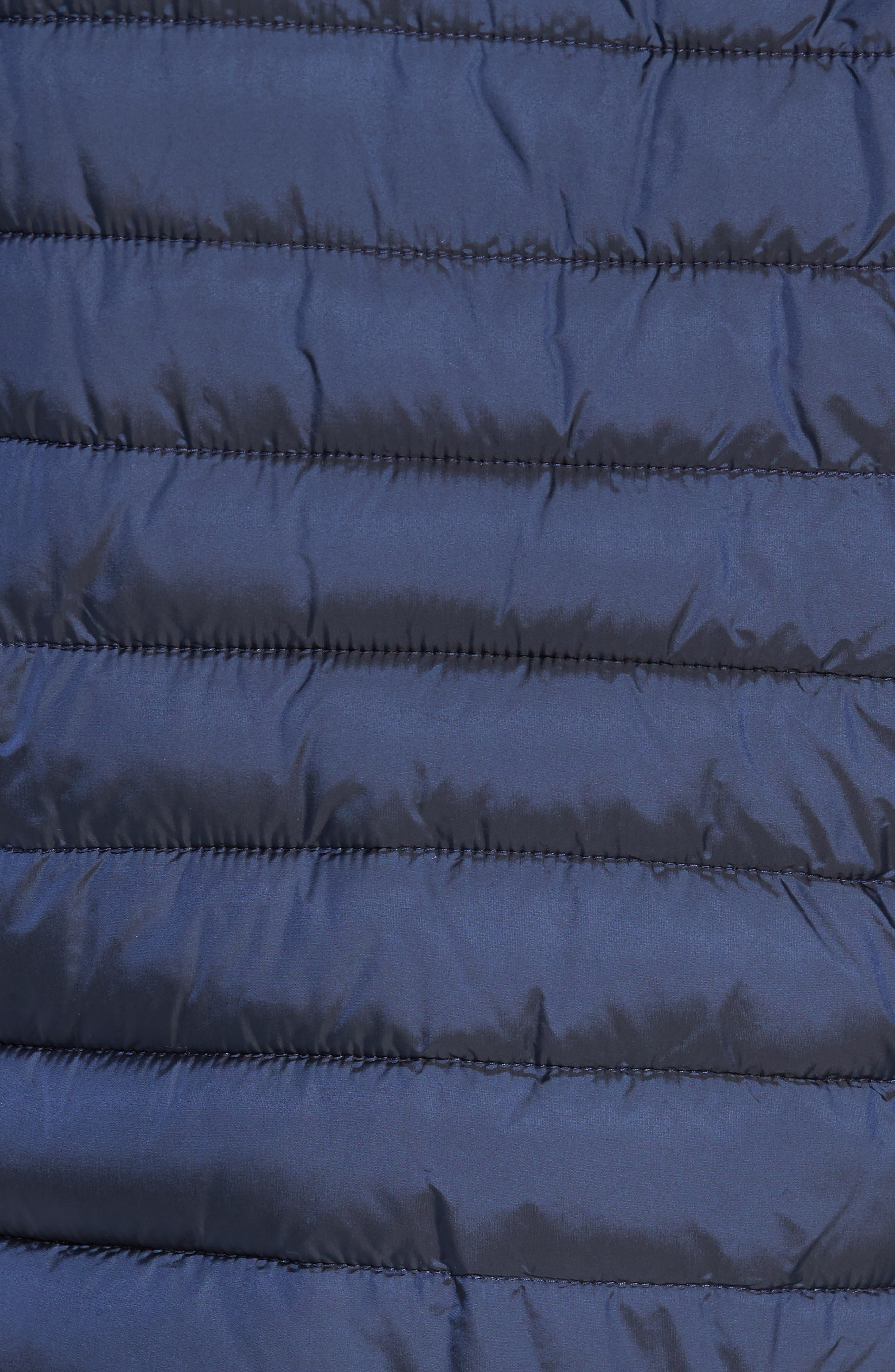 Quilted Vest,                             Alternate thumbnail 5, color,                             Night