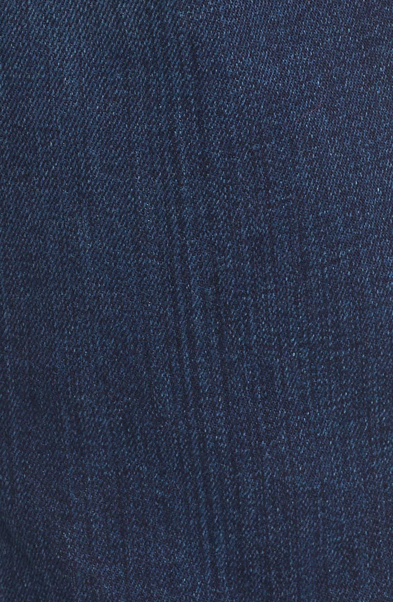 Alternate Image 5  - DIESEL® Zatiny Bootcut Jeans (084BU)