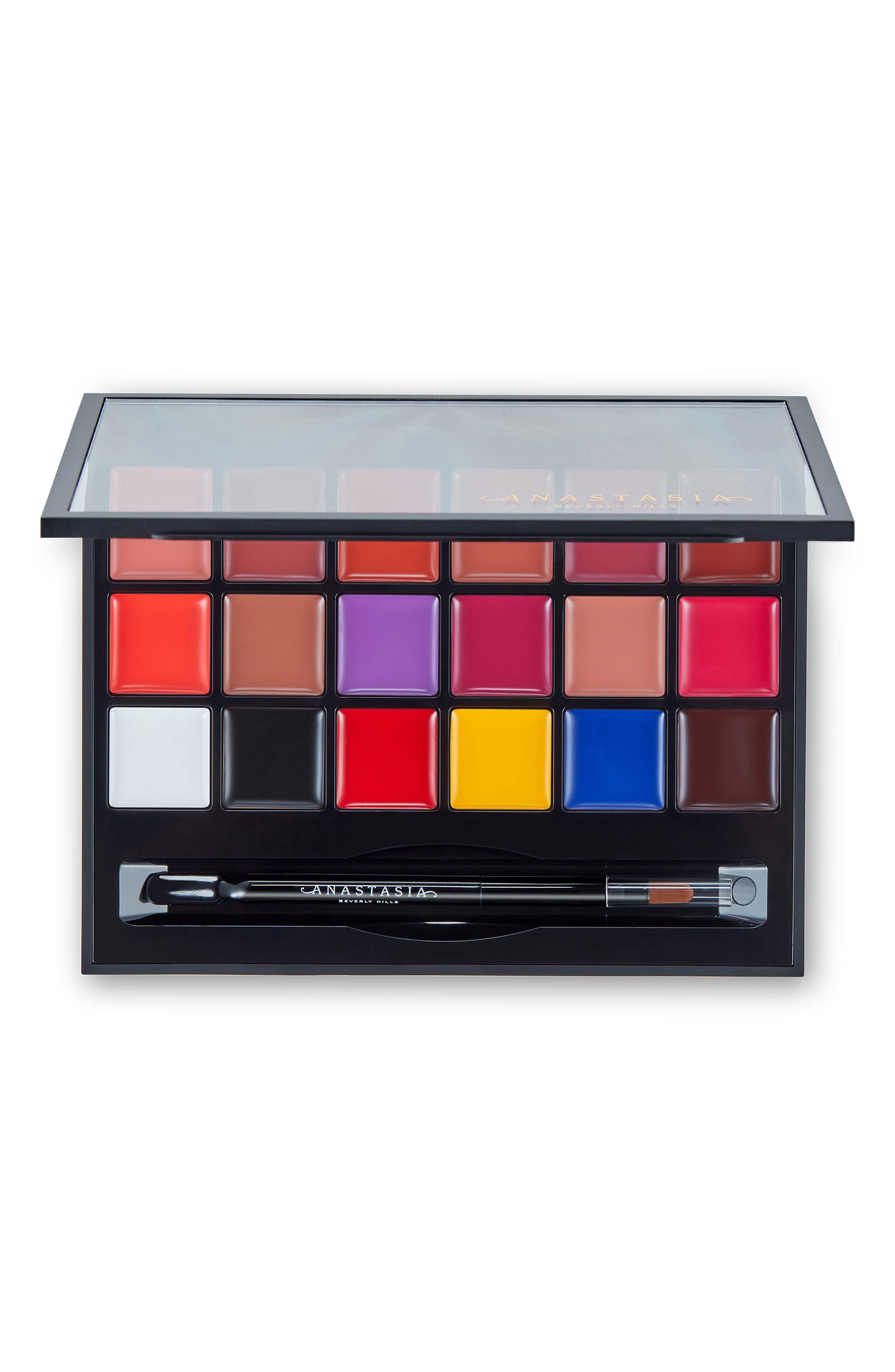 Lip Palette,                         Main,                         color, Multi