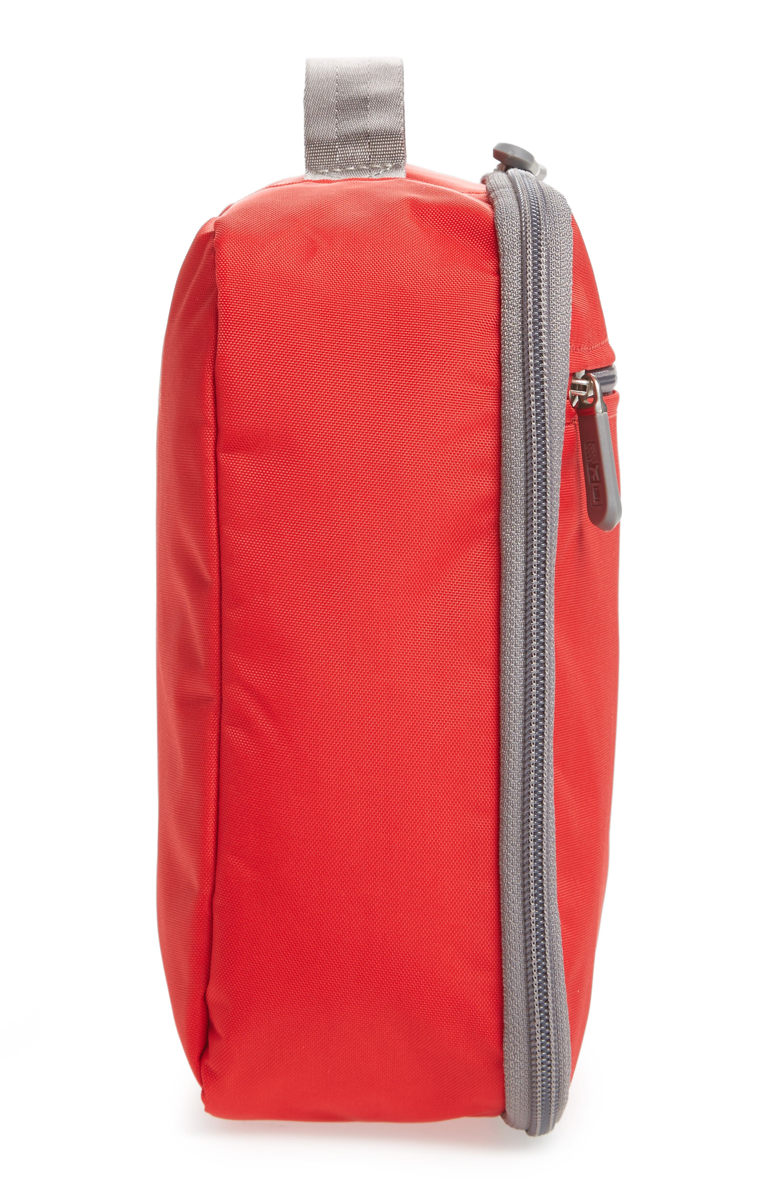 Seat Pak Pro Plane Seat Organizer,                             Alternate thumbnail 4, color,                             Red