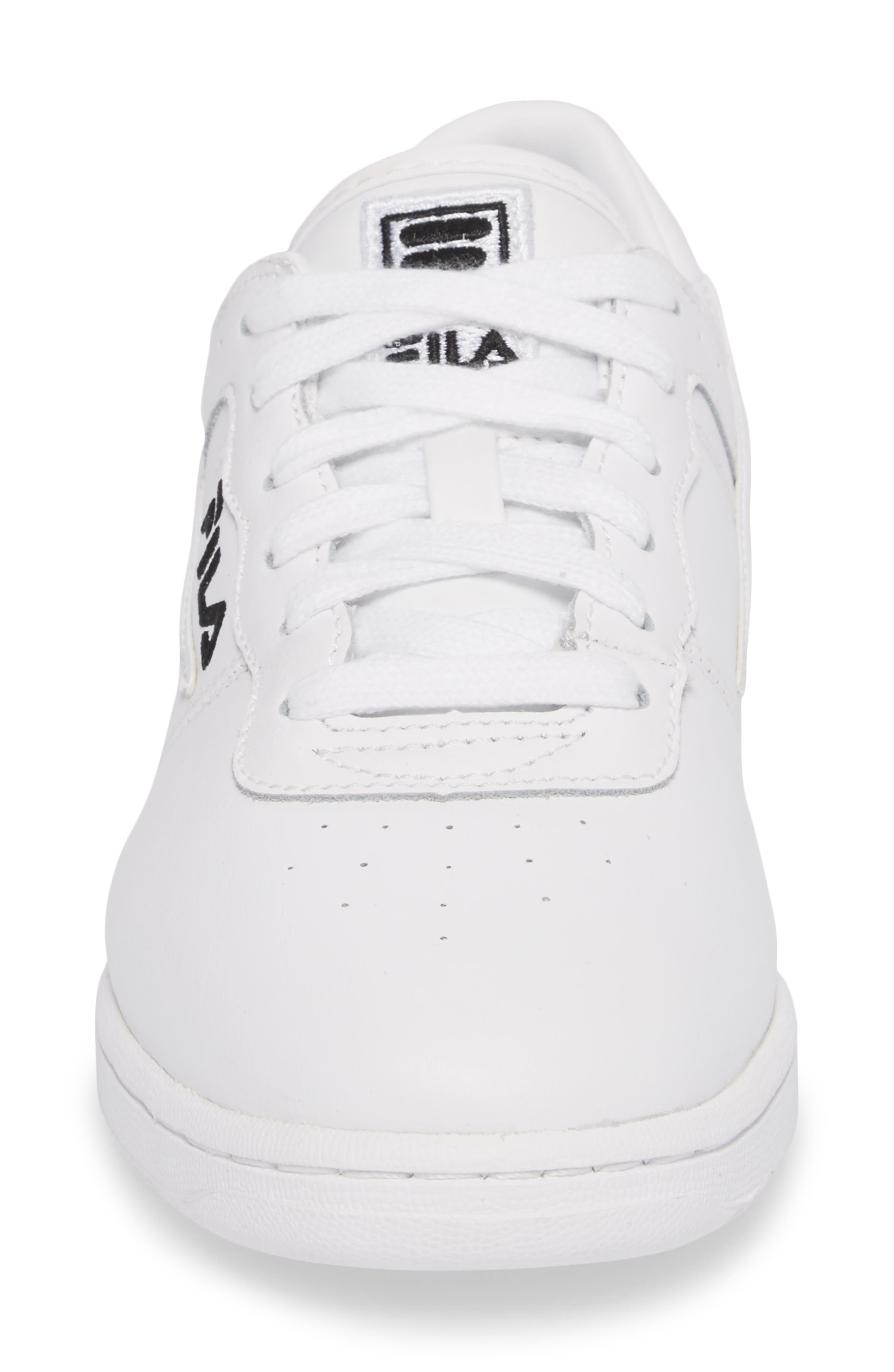 Alternate Image 4  - FILA Original Fitness Sneaker (Women)