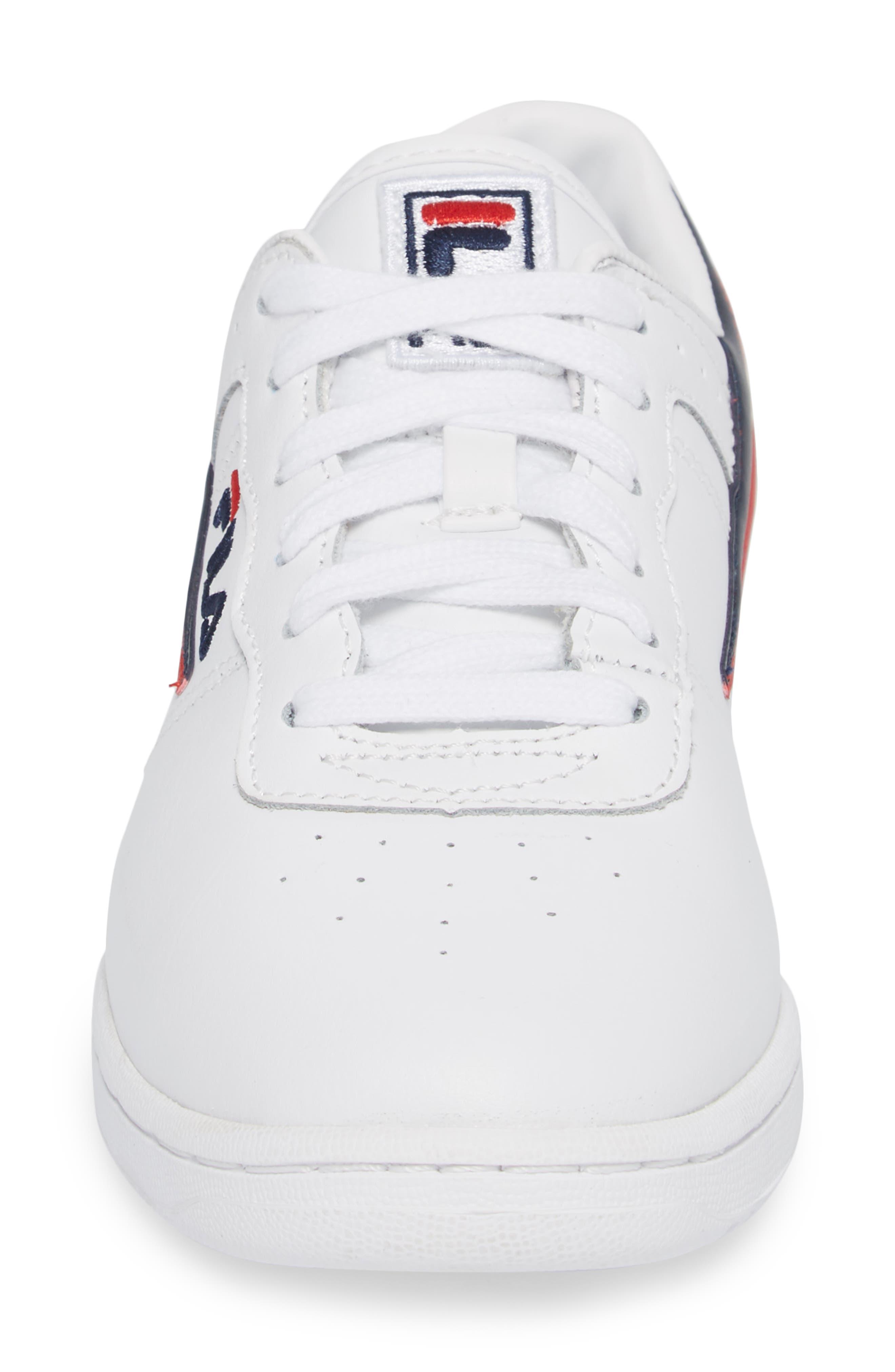 Alternate Image 4  - FILA Original Fitness Sneaker (Women)