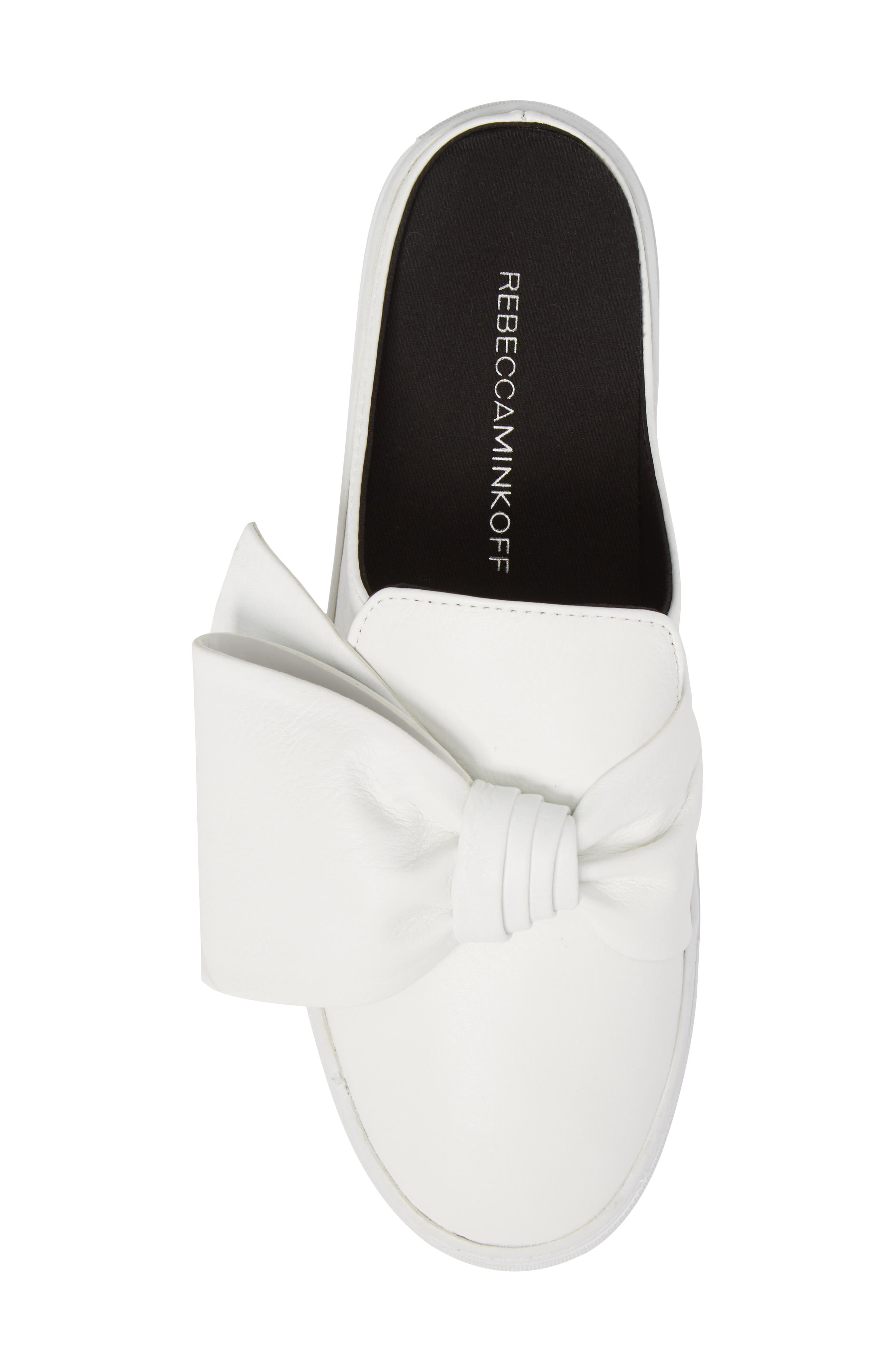 Alternate Image 5  - Rebecca Minkoff Neva Sneaker Mule (Women)
