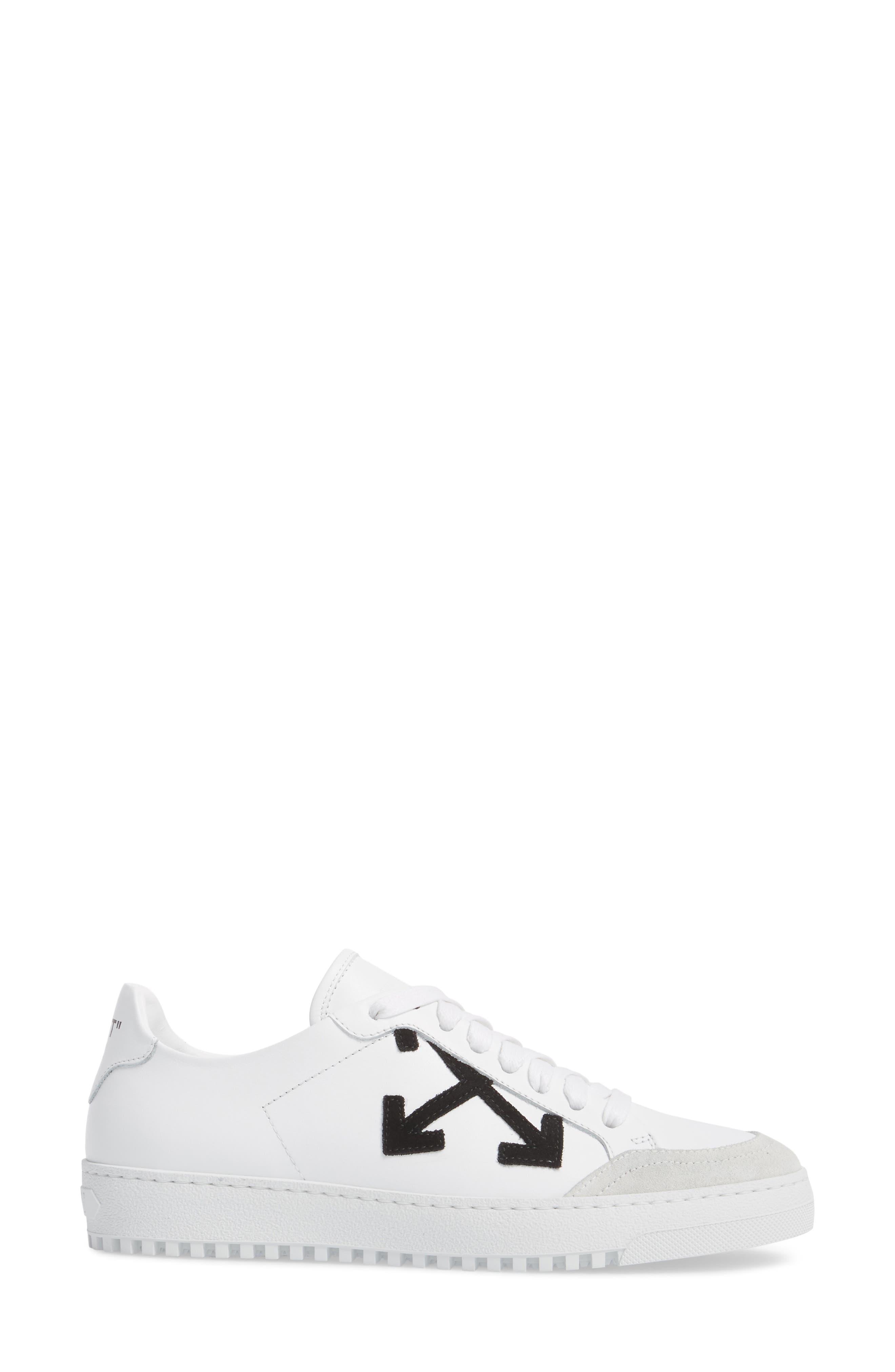 Alternate Image 3  - Off-White Arrow Sneaker (Women)