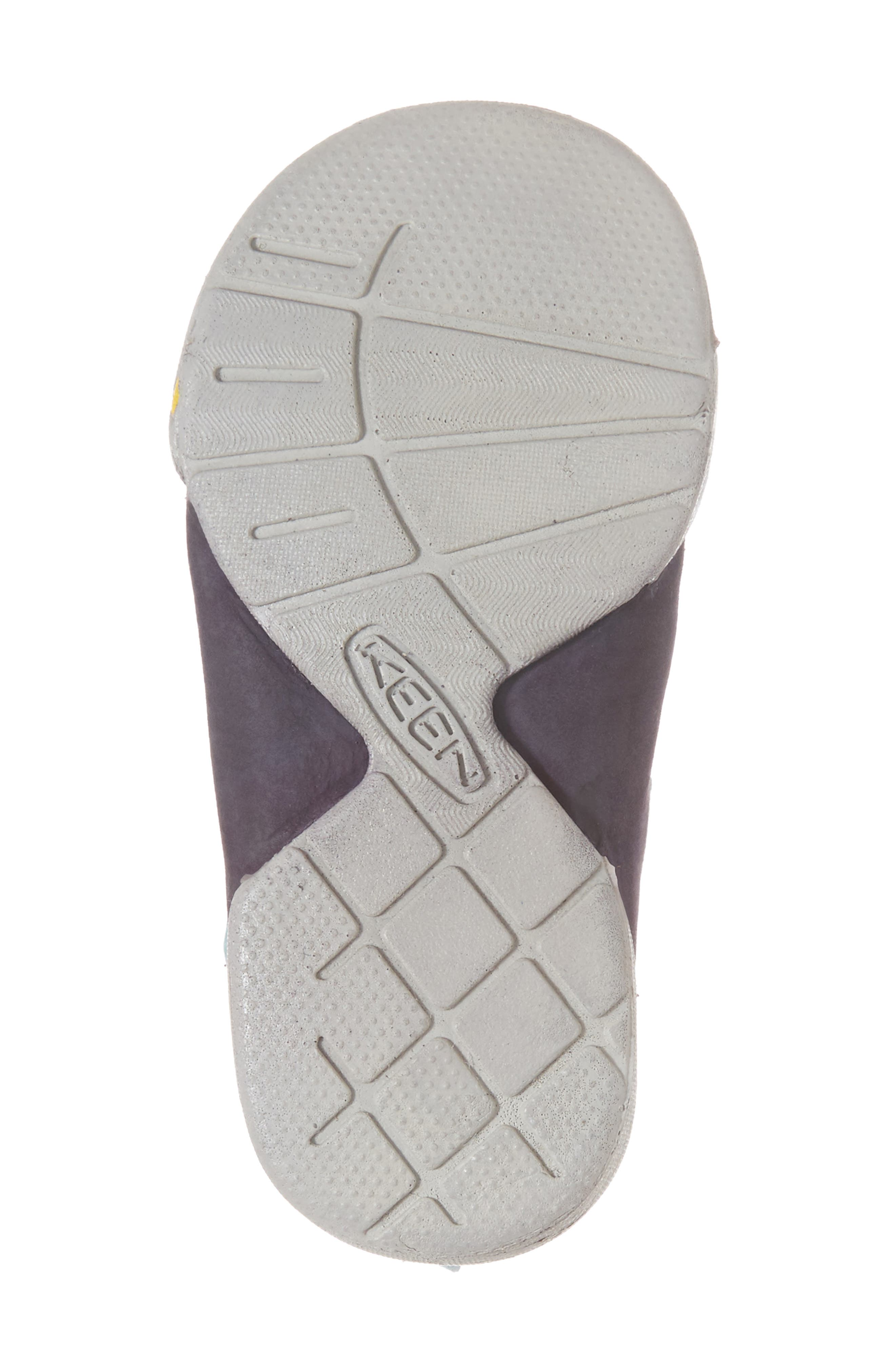Pep Mid-T Sneaker,                             Alternate thumbnail 6, color,                             Plumeria/ Sweet Lavendar