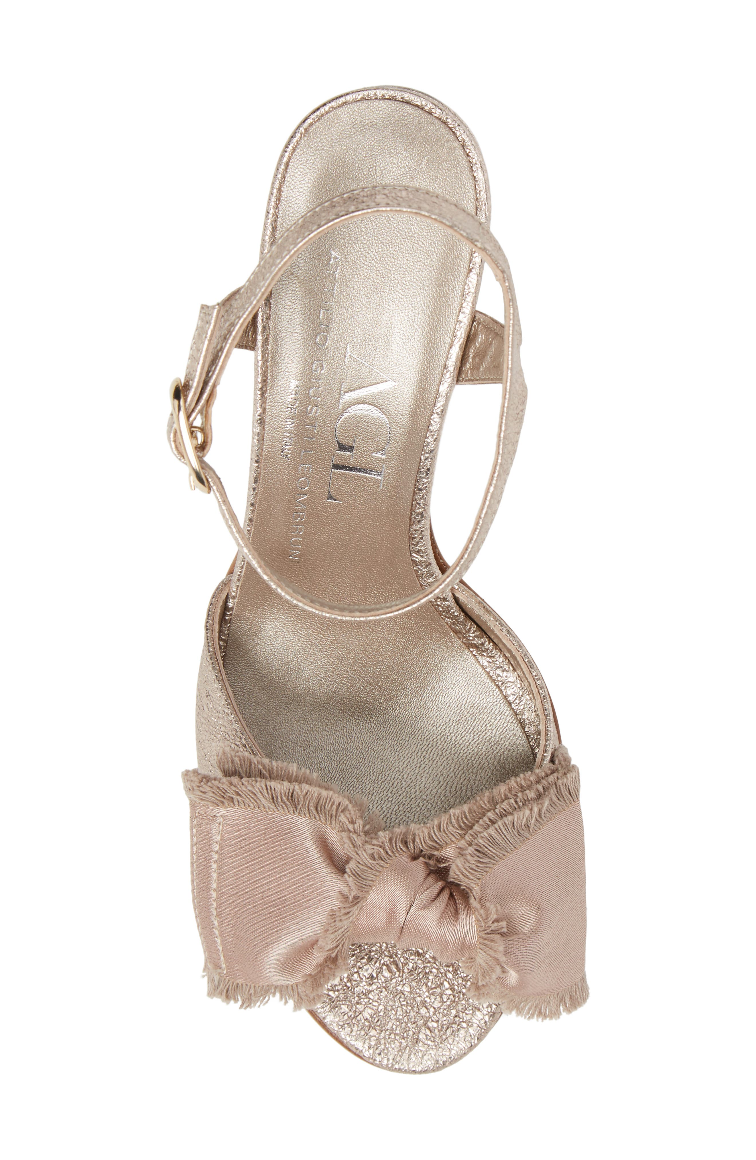 Alternate Image 5  - AGL Glam Sandal (Women)