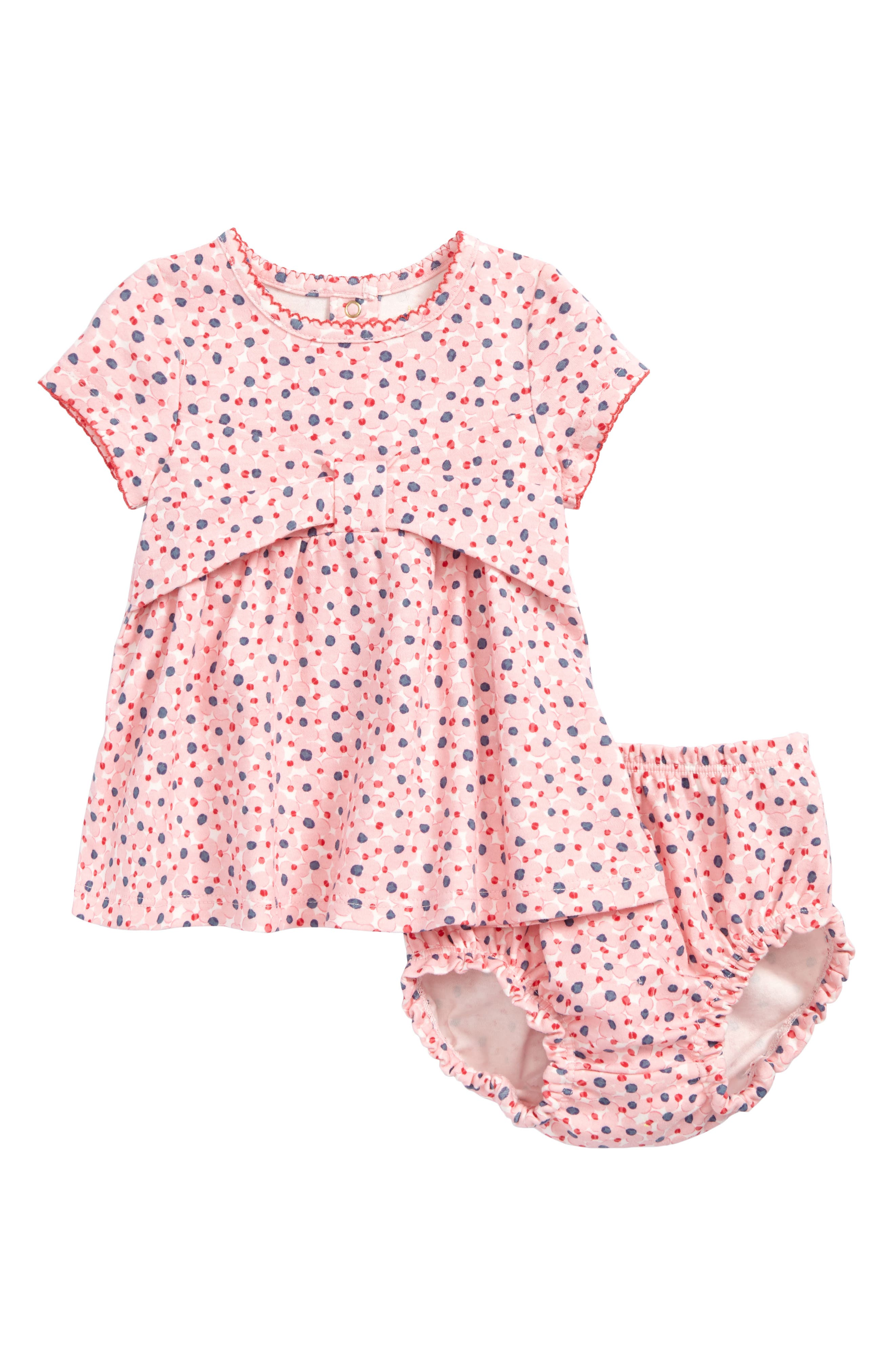 kate spade new york kammy bow dress (Baby Girls)