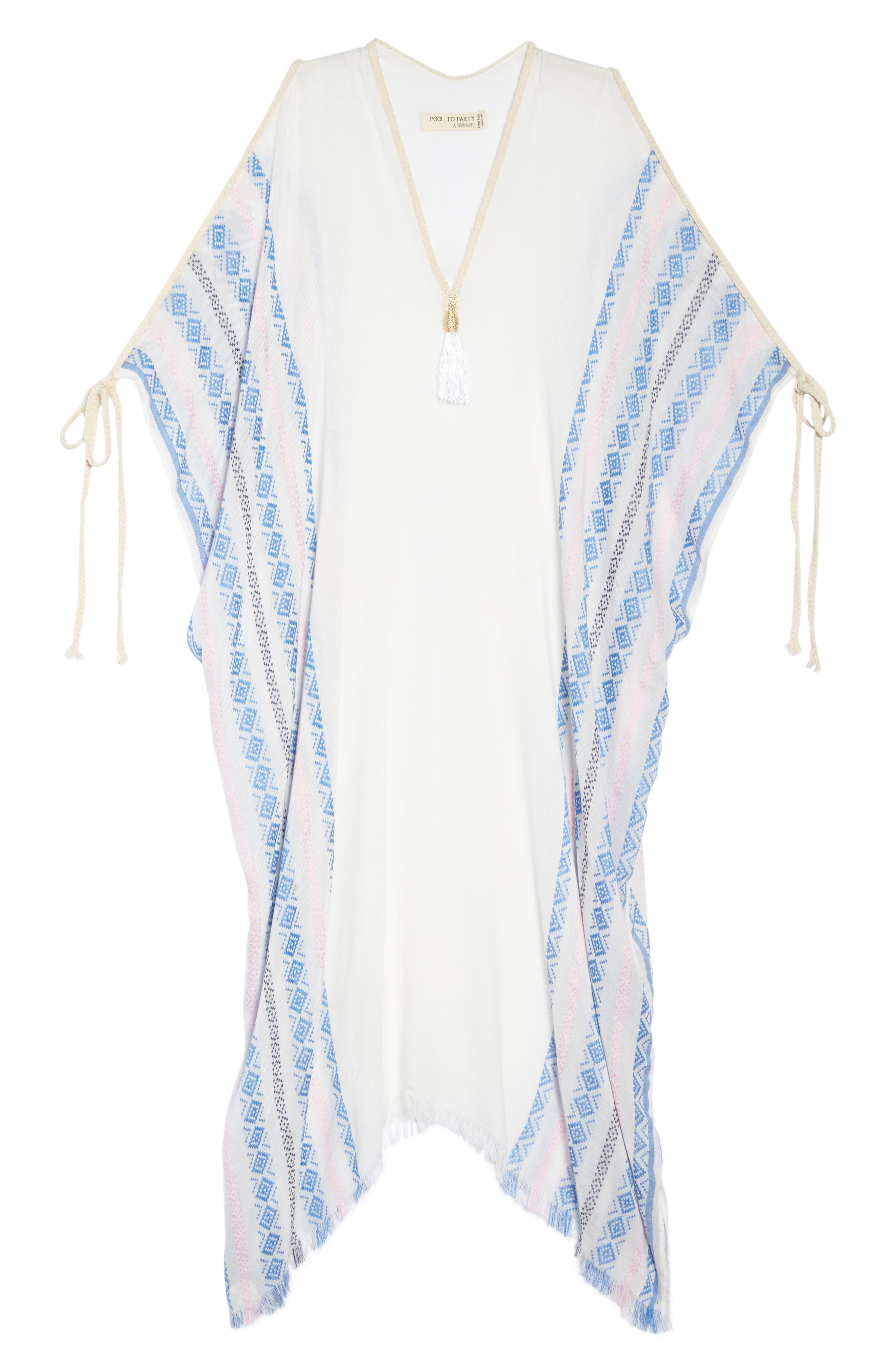 Alternate Image 6  - Pool to Party Anytime Cover-Up Caftan