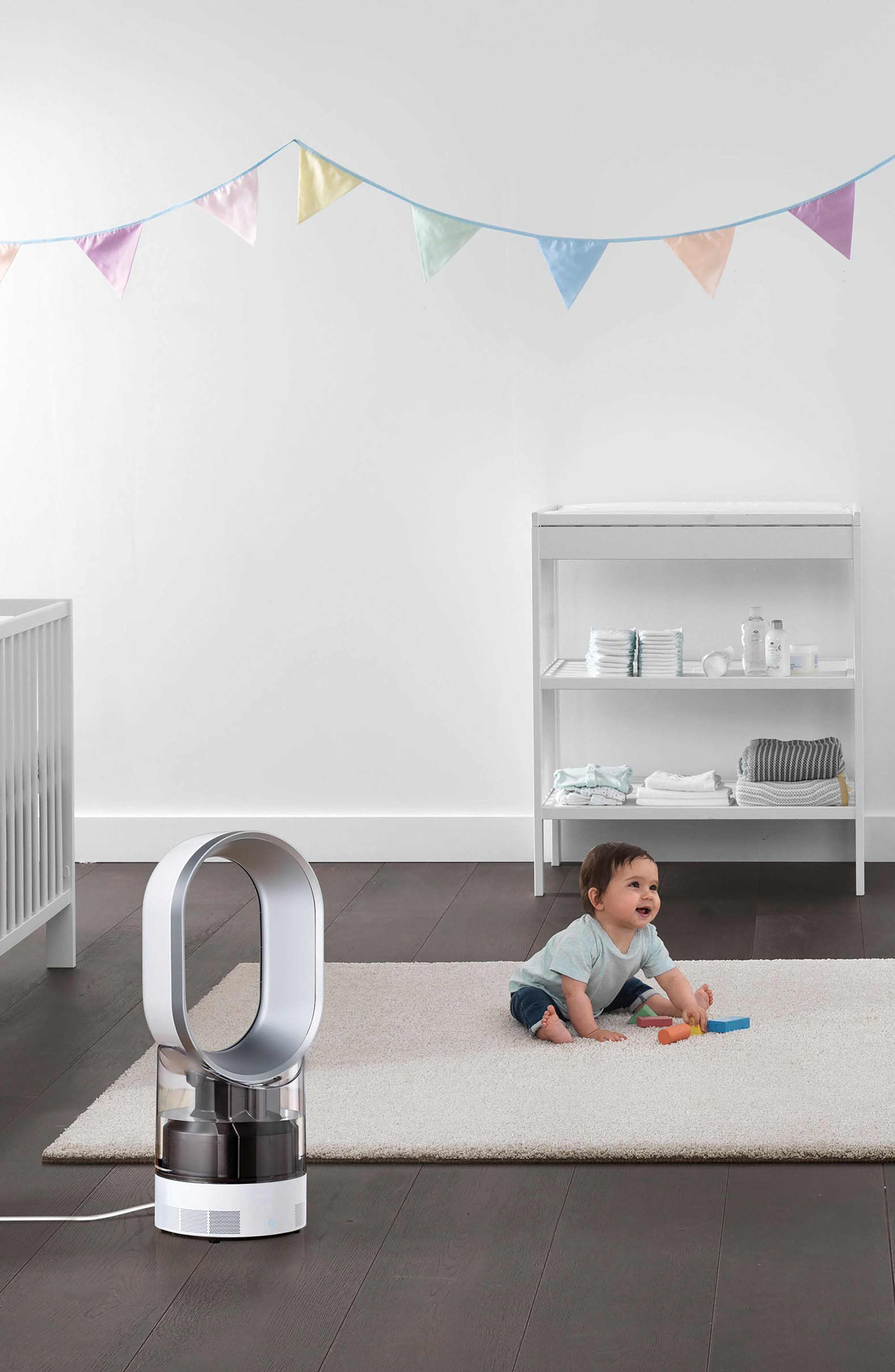 Alternate Image 4  - Dyson AM10 Hygienic Humidifier & Bladeless Fan