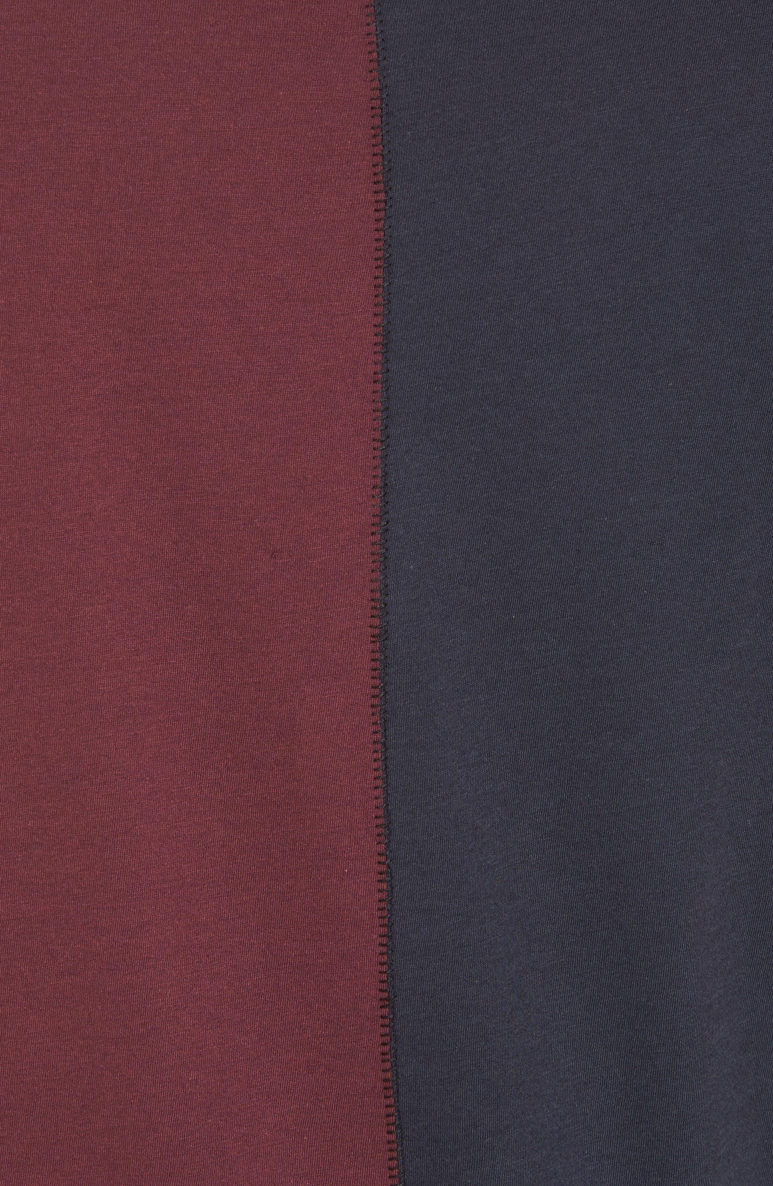Alternate Image 5  - The Rail Colorblock T-Shirt