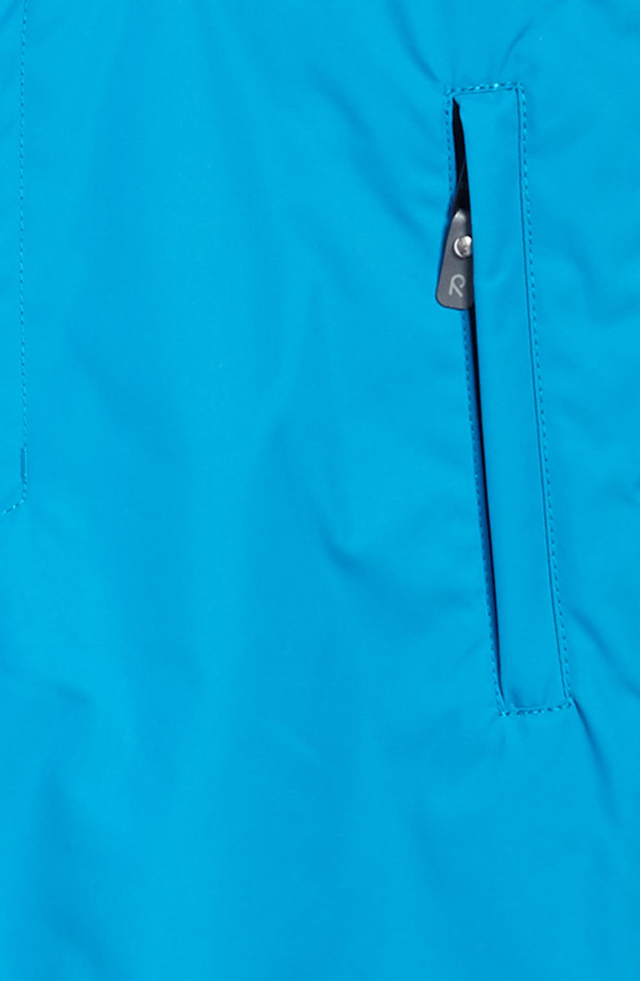 Reimatec<sup>®</sup> Takeoff Waterproof Insulated Snow Pants,                             Alternate thumbnail 2, color,                             Blue