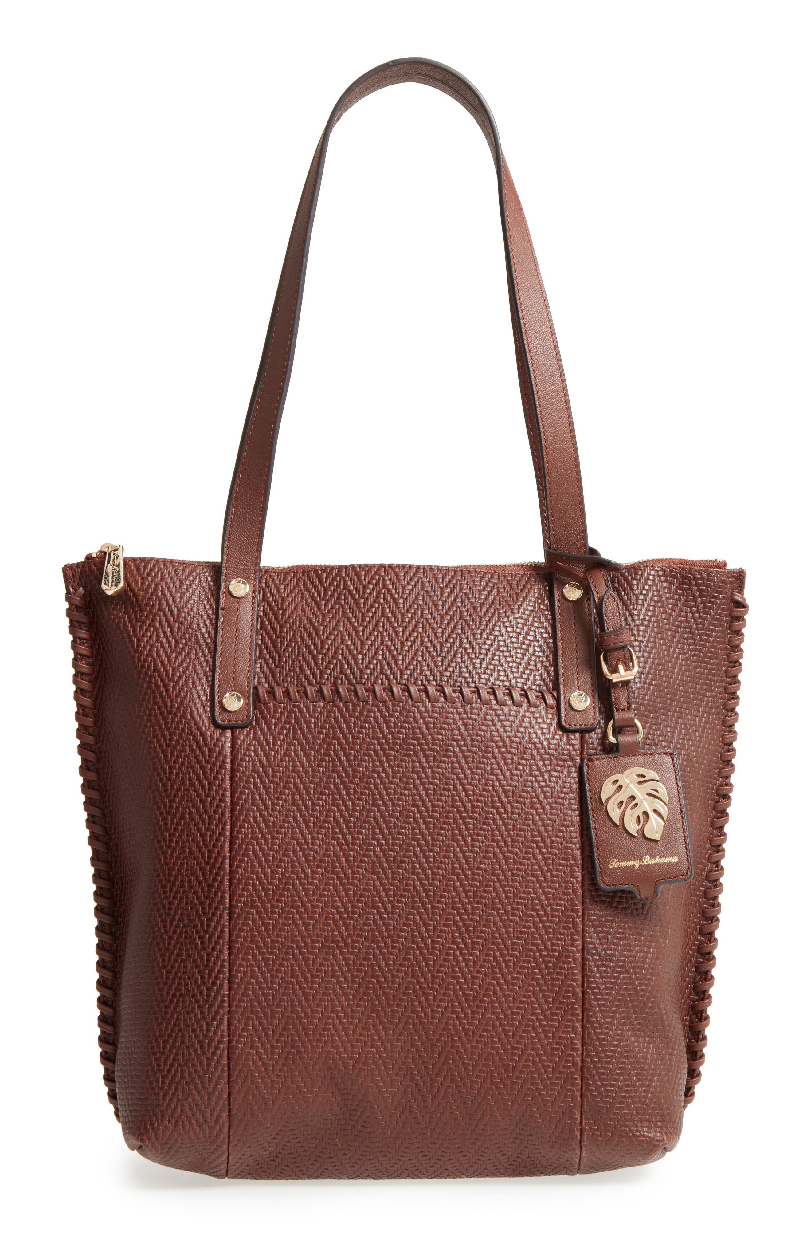 Alternate Image 1 Selected - Tommy Bahama Exumas Tote