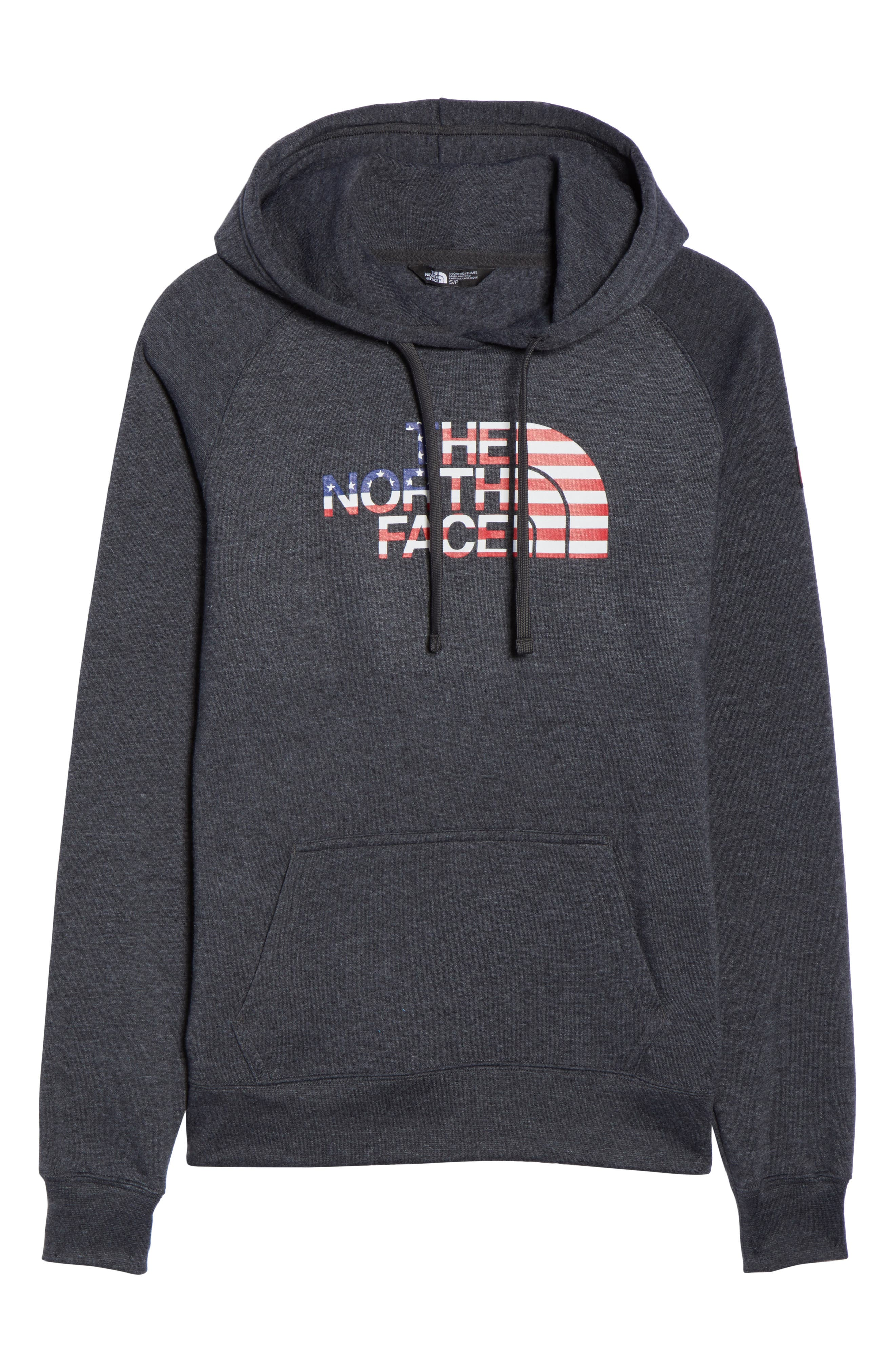 Alternate Image 7  - The North Face International Collection USA Pullover Hoodie